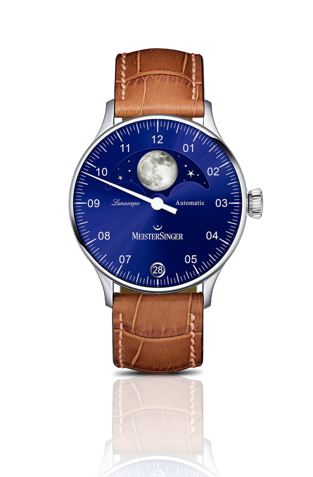 MeisterSinger and the Single-Hand Philosophy of Time - 11