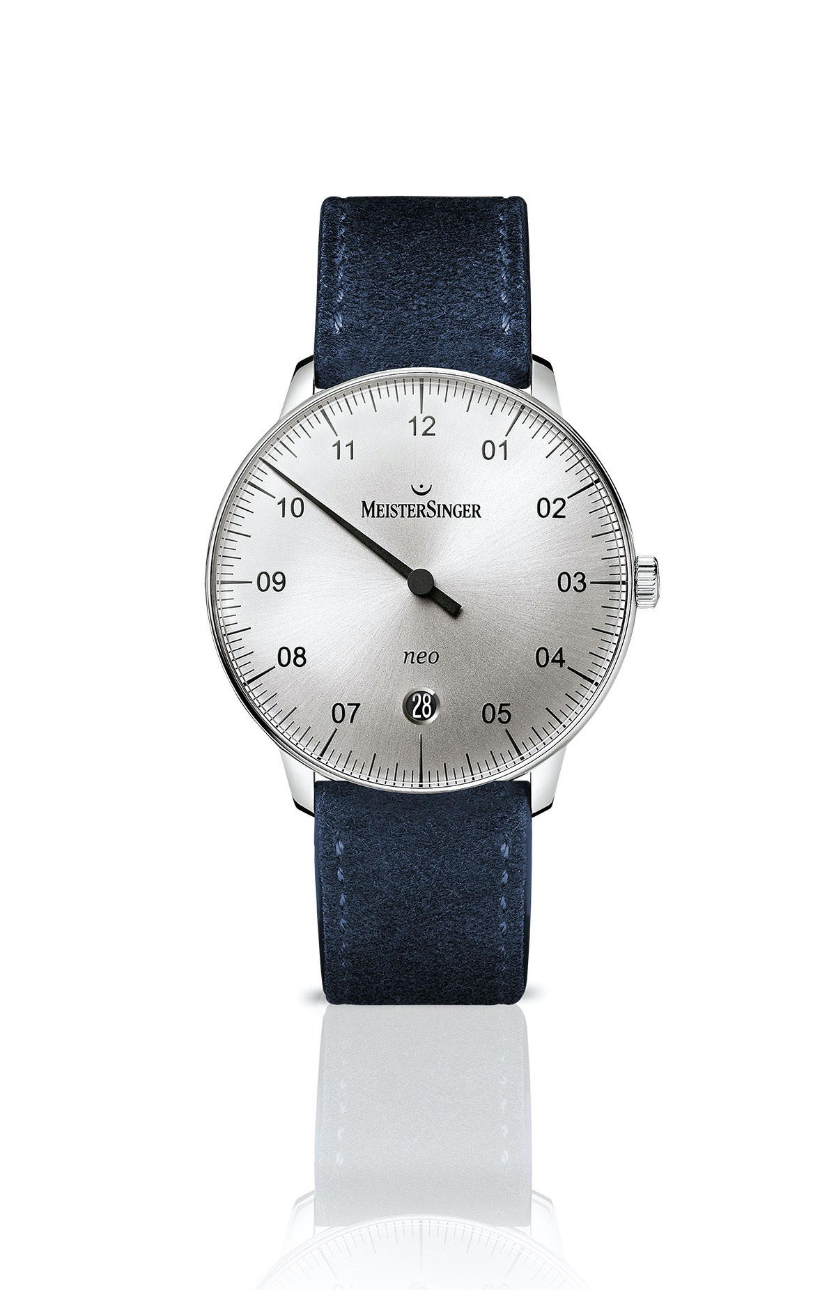 MeisterSinger and the Single-Hand Philosophy of Time - 12