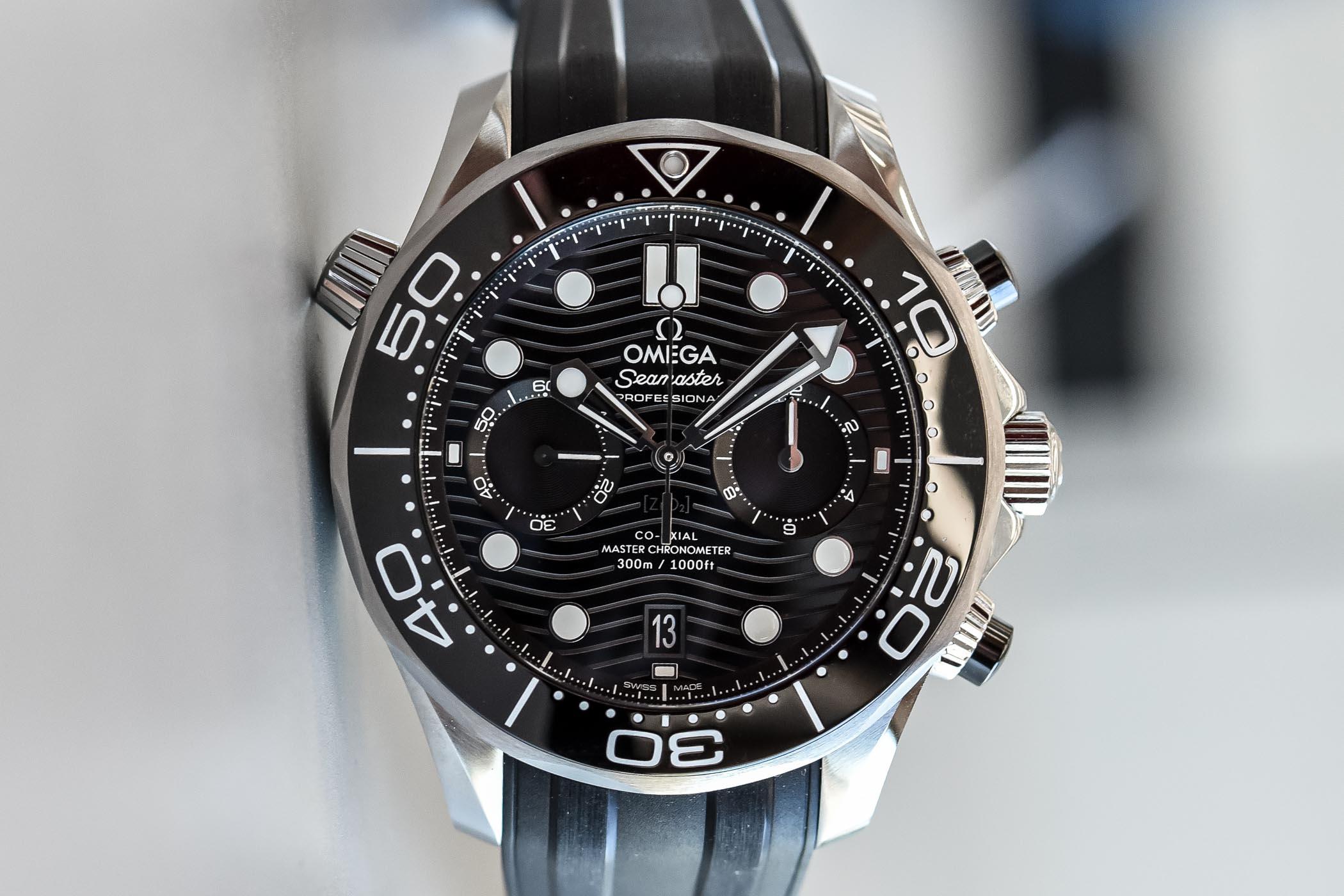 omega seamaster adventurer 300m chronograph