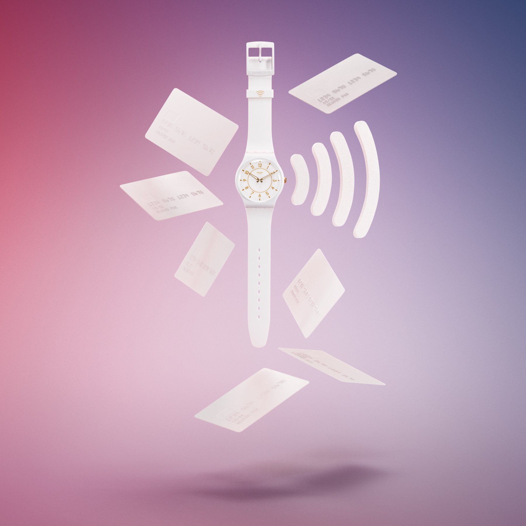 Paiement SwatchPAY NFC