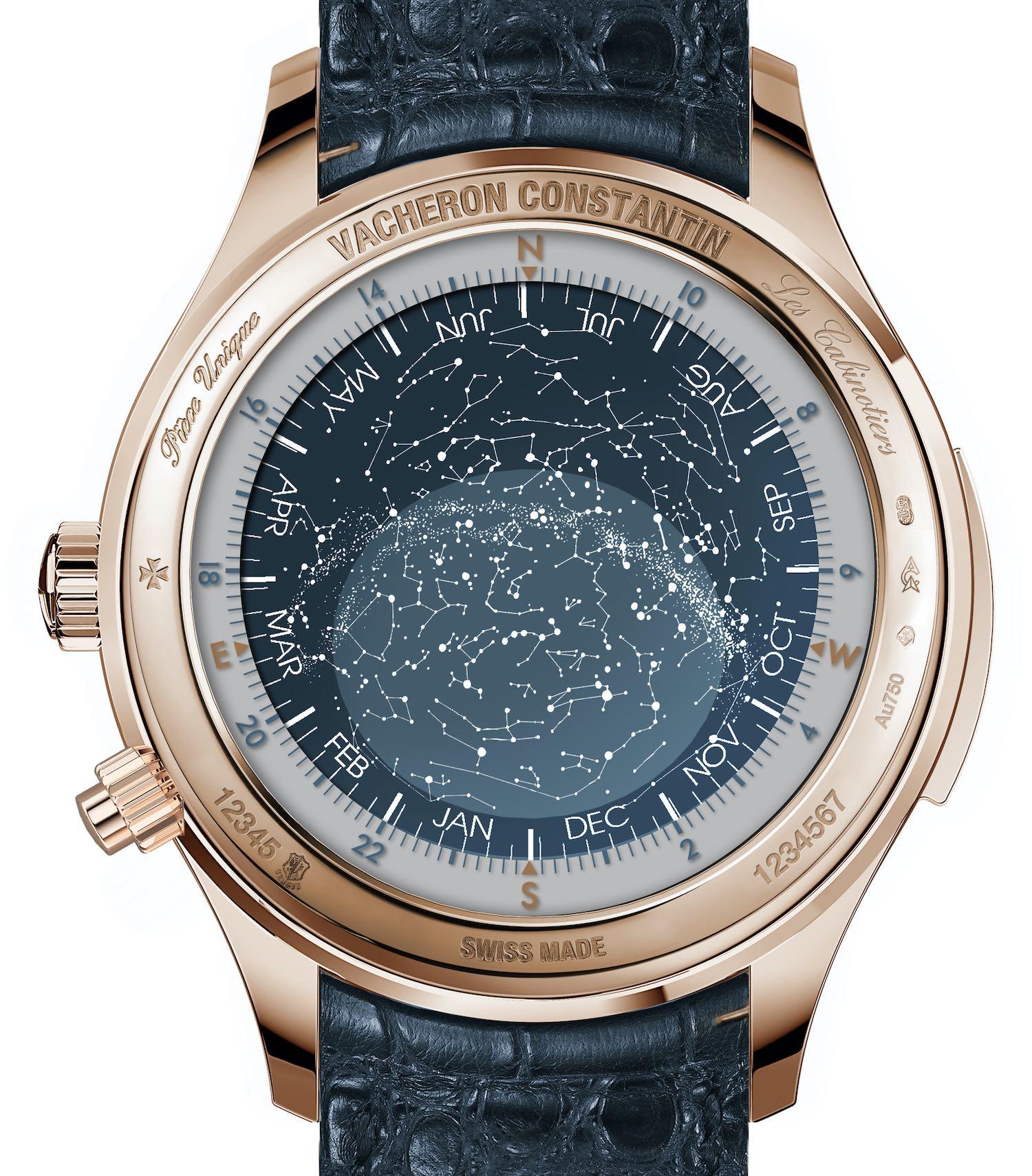 Vacheron Constantin Les Cabinotiers La Musique du Temps Minute repeater tourbillon sky chart