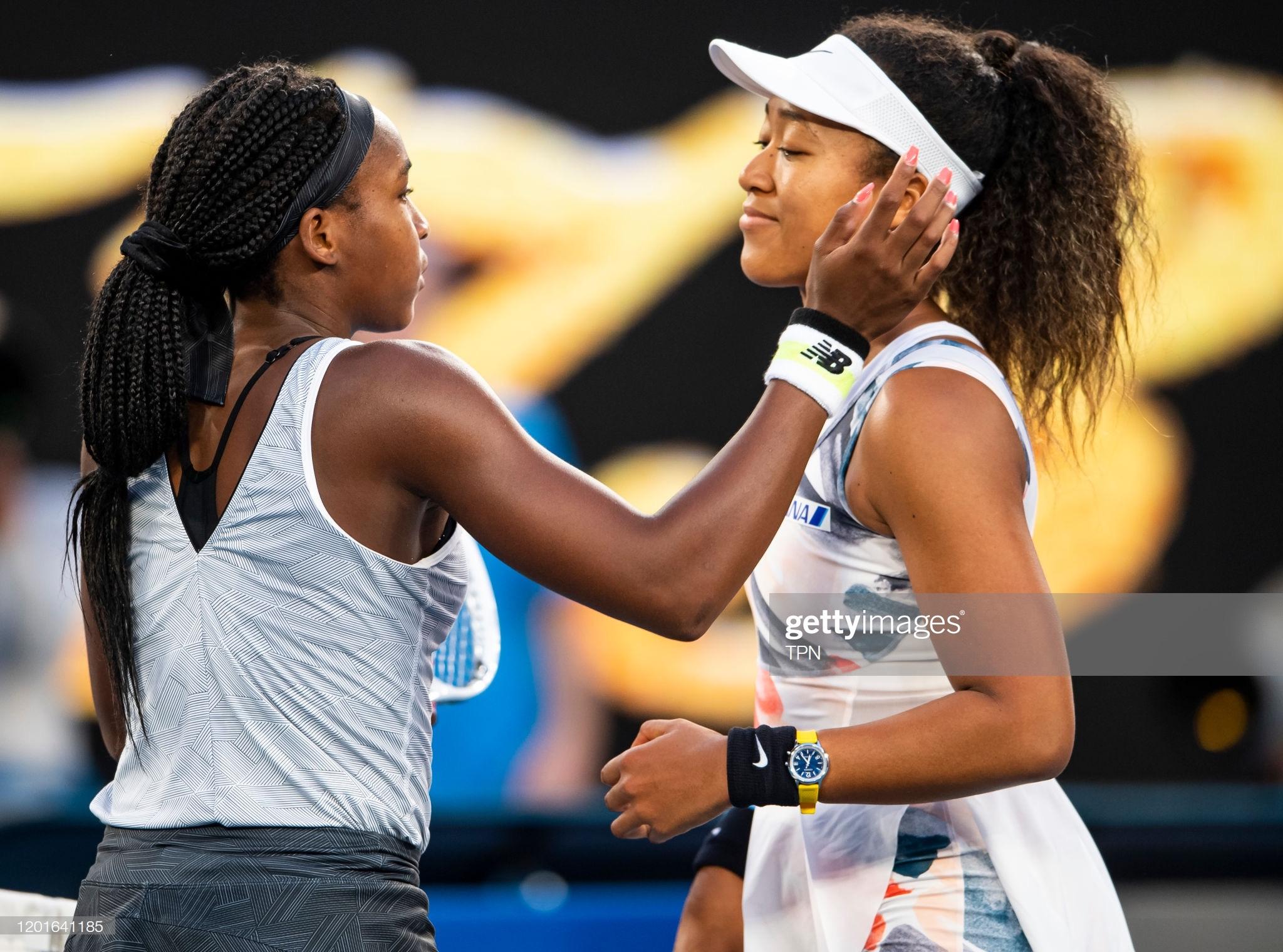 2020 Australian Open Naomi Osaka Citizen