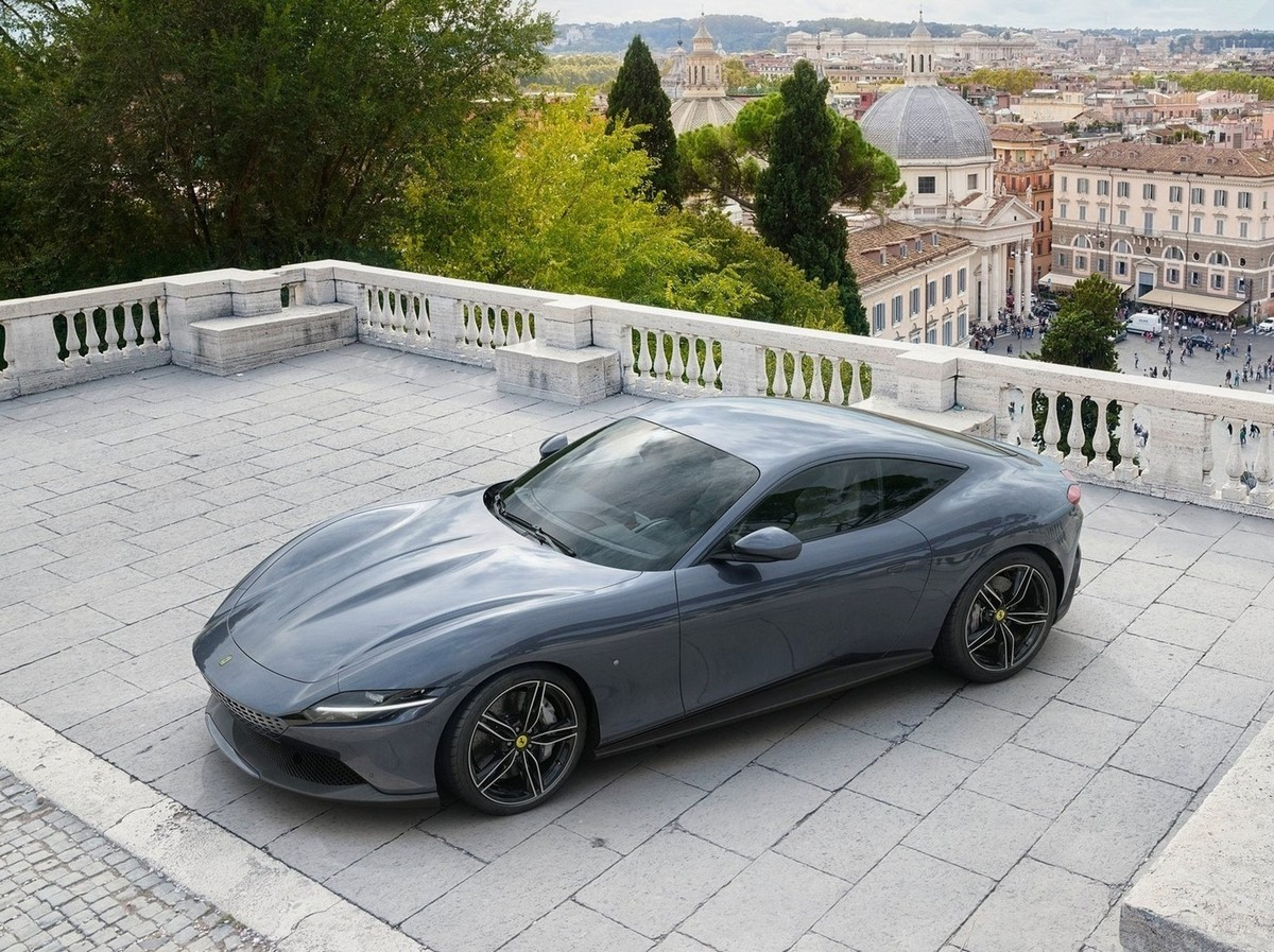 2020 Ferrari Roma - petrolhead corner - most anticipated cars 2020 - 1