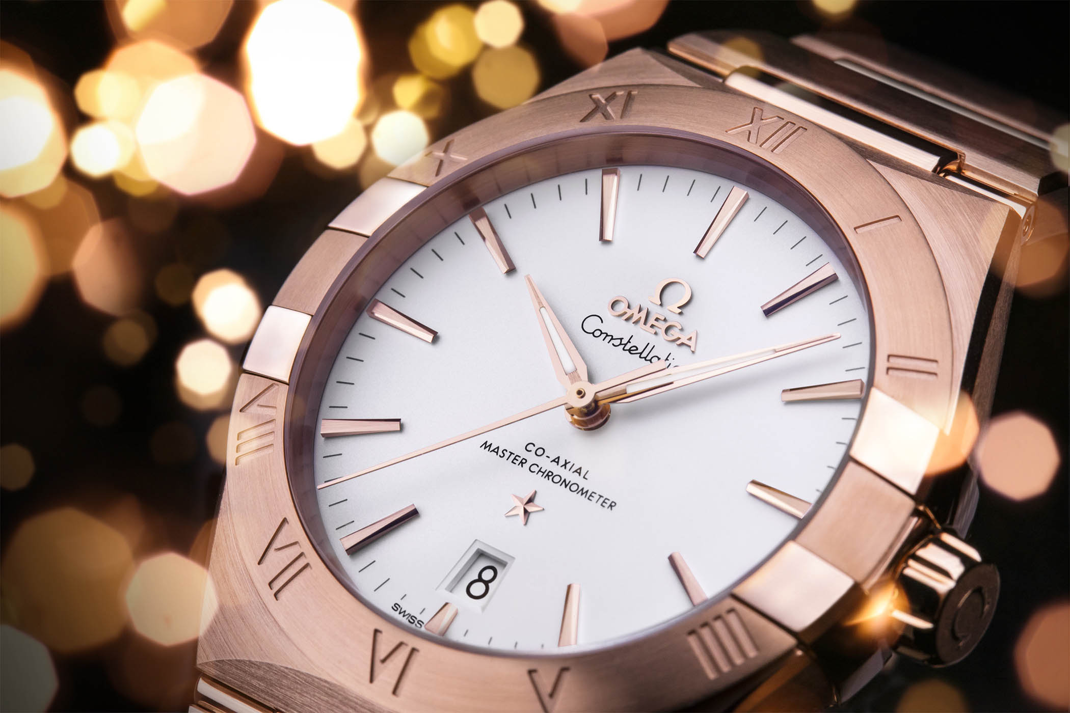 2020 Omega Constellation Gents Collection 39mm