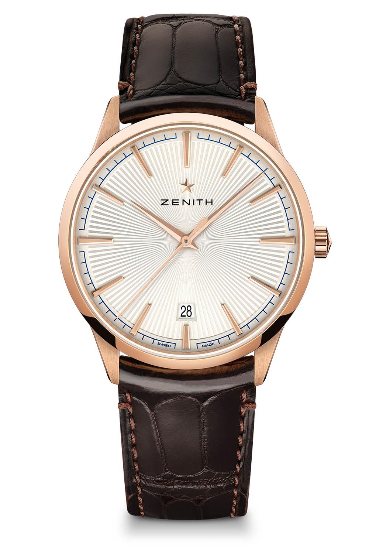 2020 Zenith Elite Classic 40.5mm
