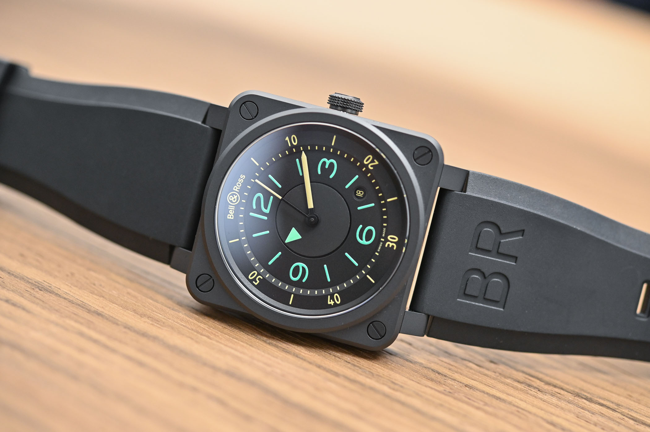 Bell and Ross BR 03-92 Bi-Compass - 1