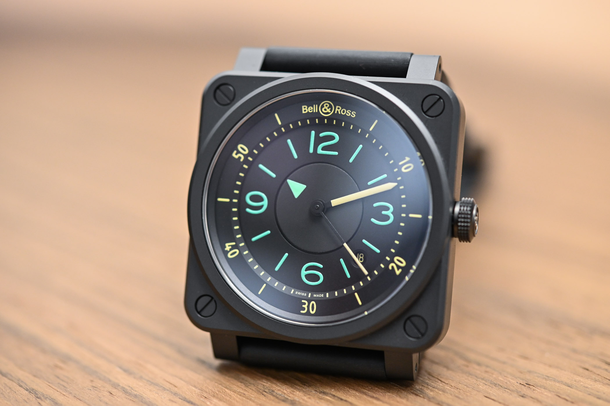 Bell and Ross BR 03-92 Bi-Compass - 3