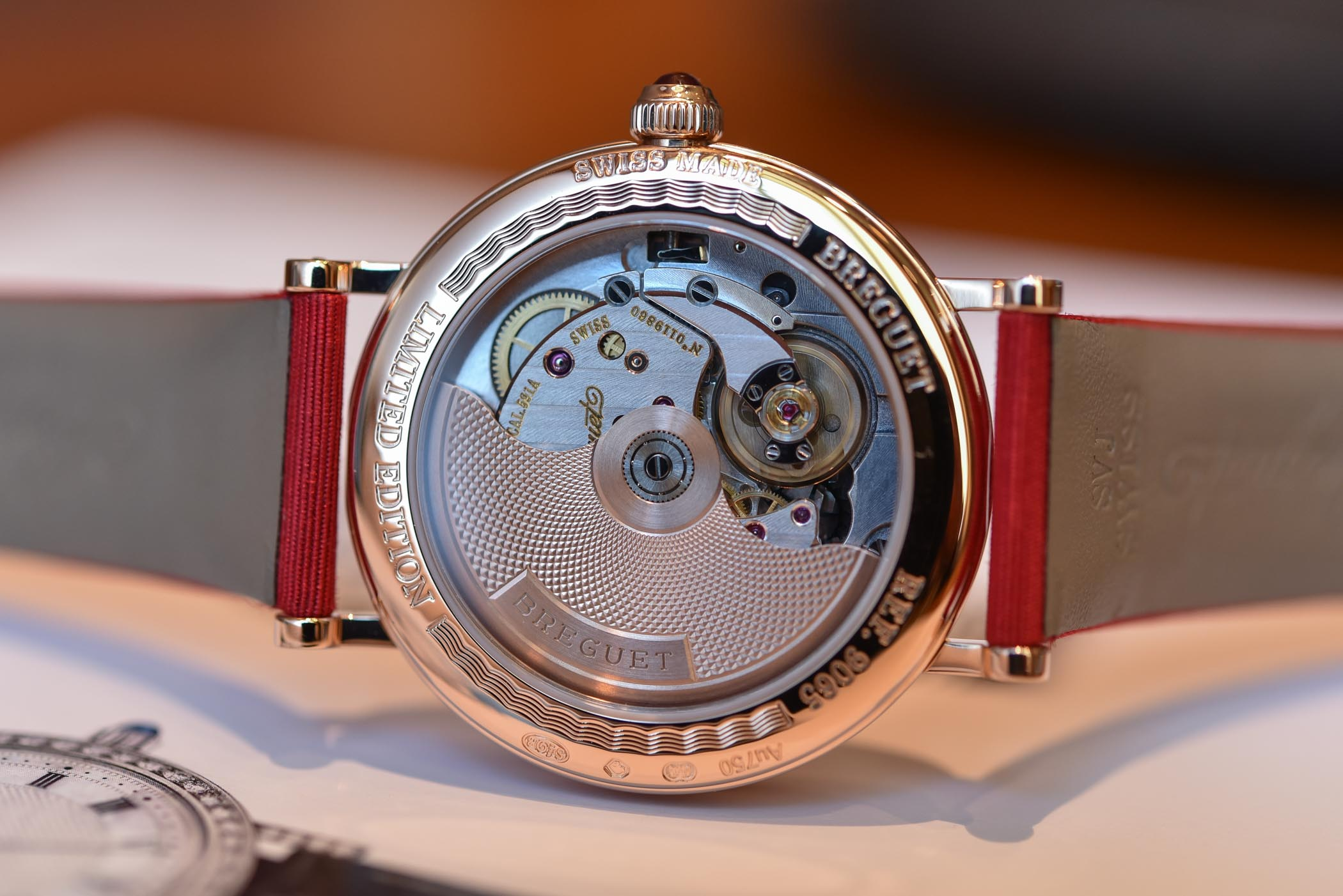 Breguet Classique Dame 9065 Tahitian Mother-of-Pearl Tender Dreams