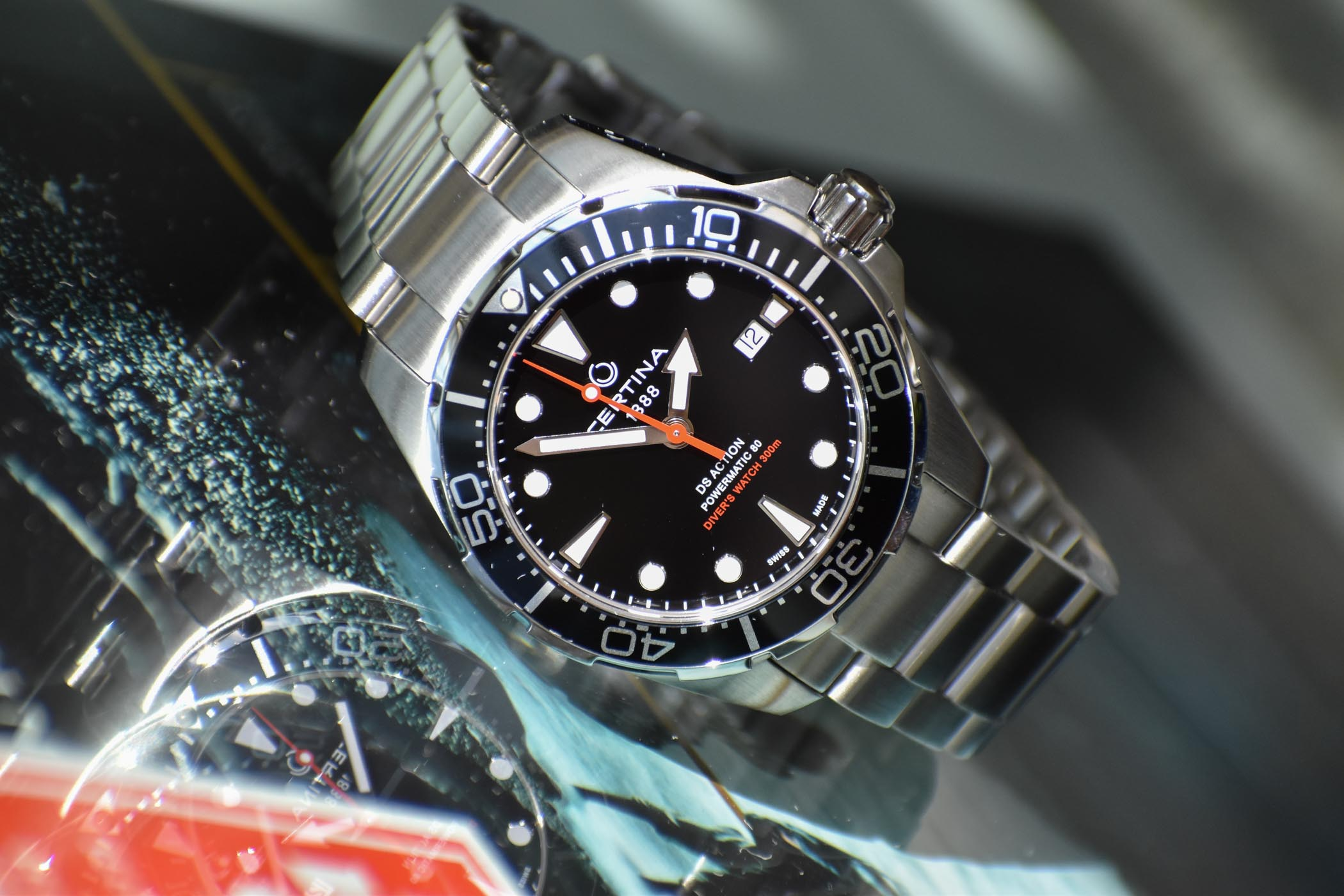 Buying Guide - 3 Watches from Certina Hamilton Tissot with Powermatic movement