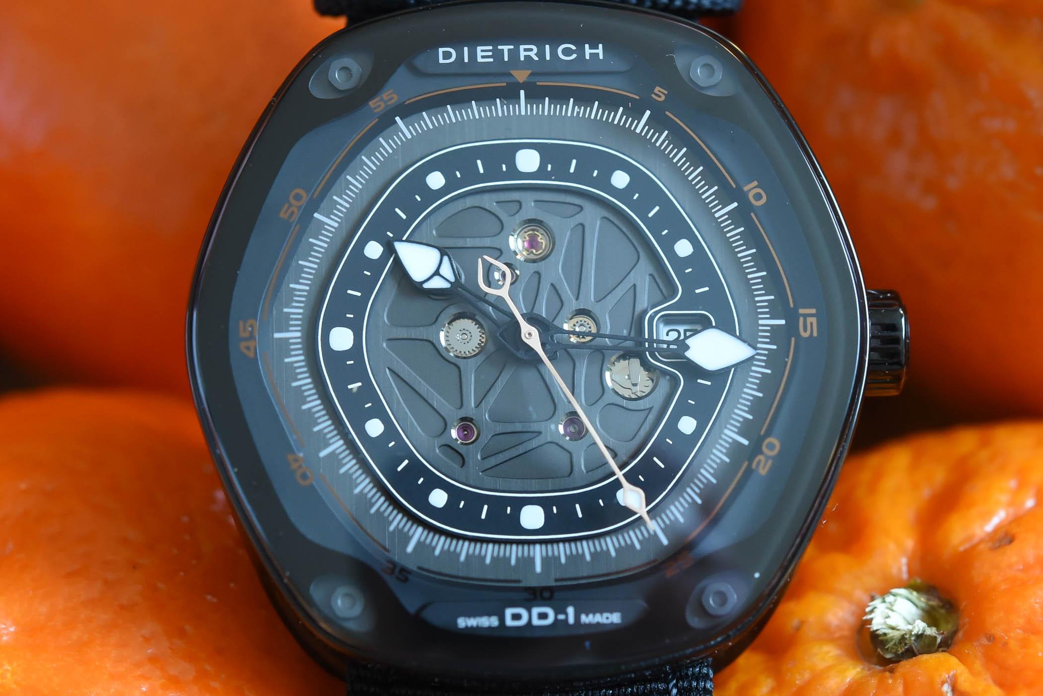 Dietrich Device 1 DD-1