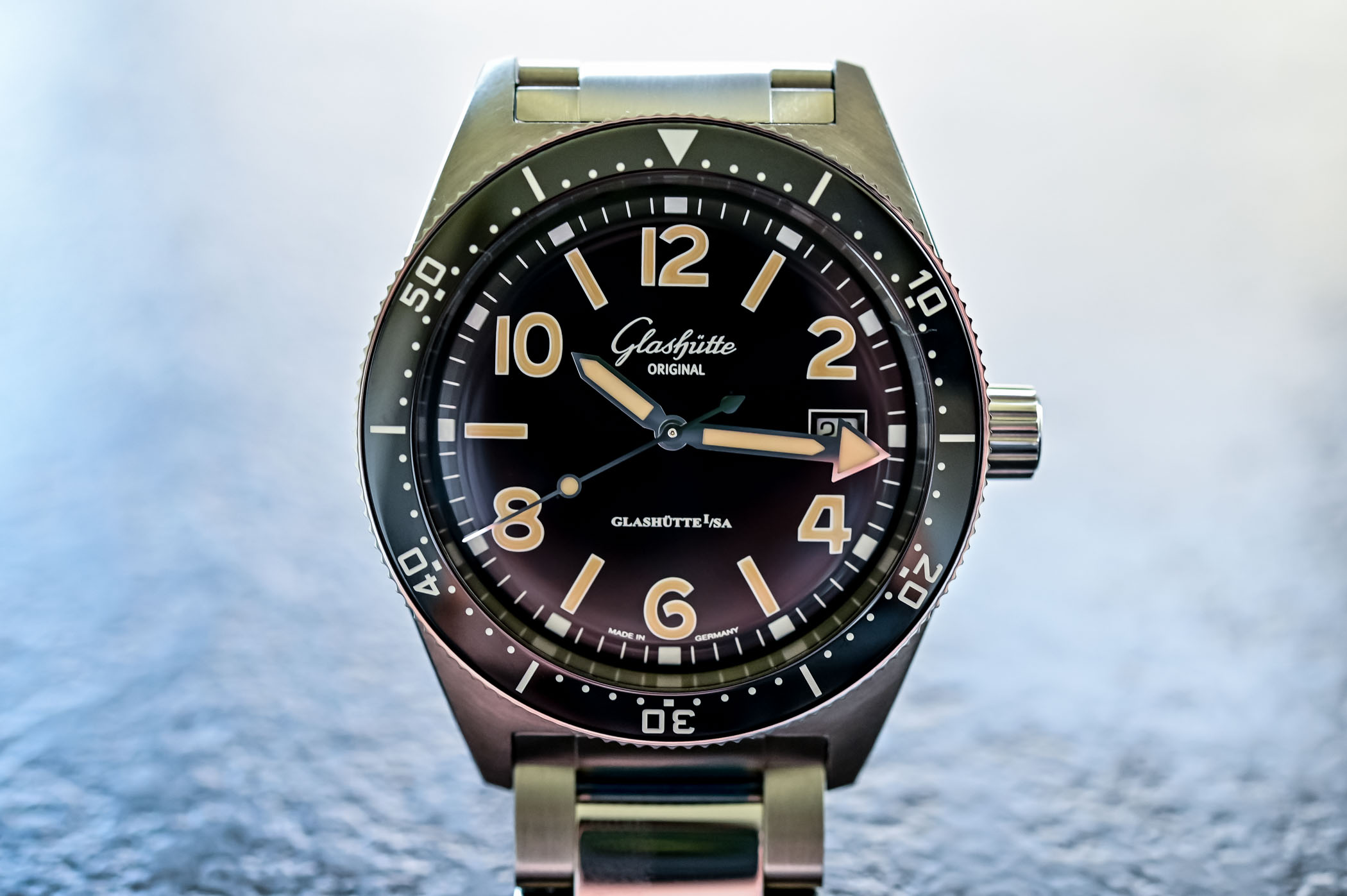 Glashutte Original SeaQ 39.5mm