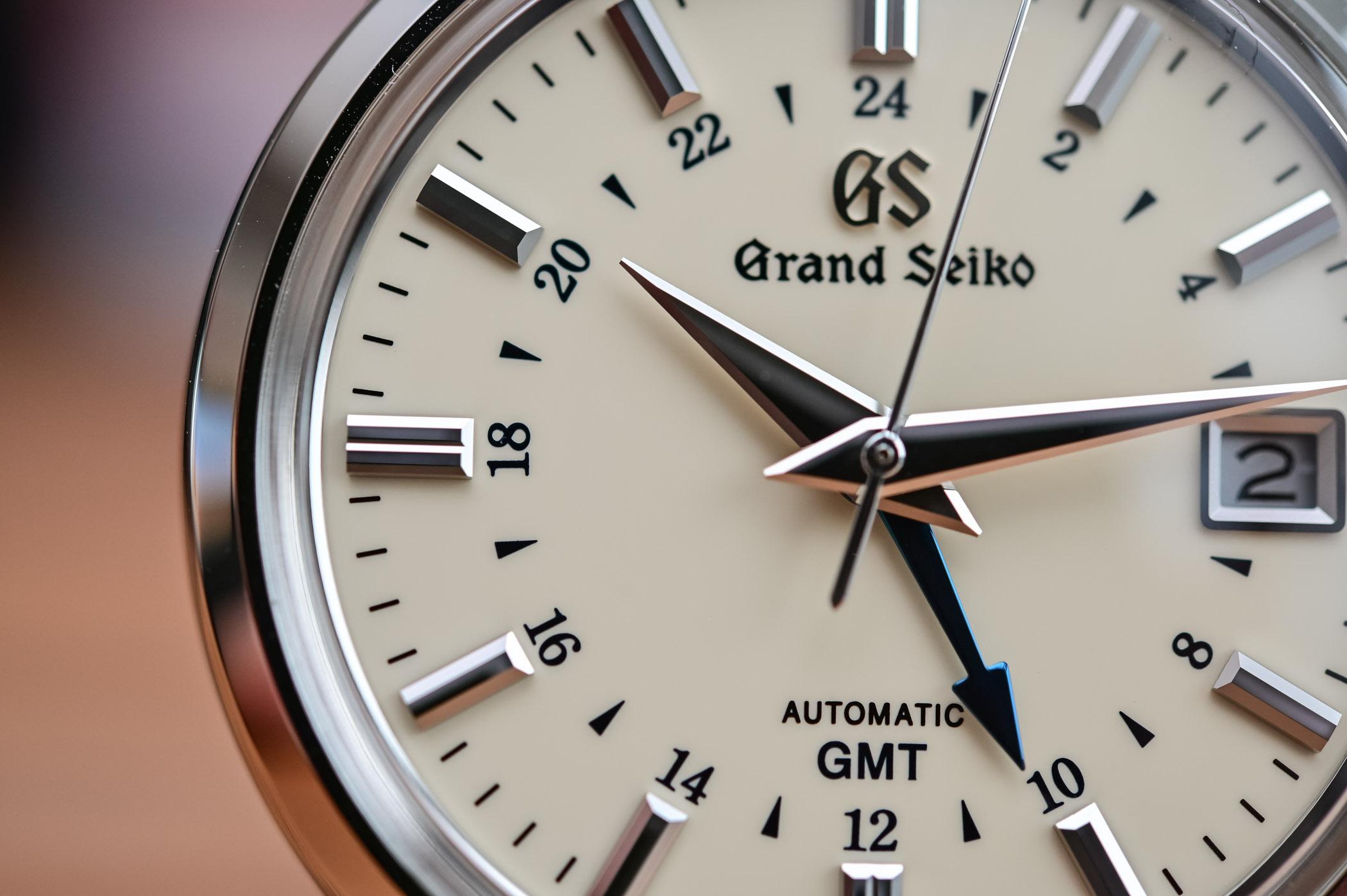 Grand Seiko Elegance GMT SBGM221