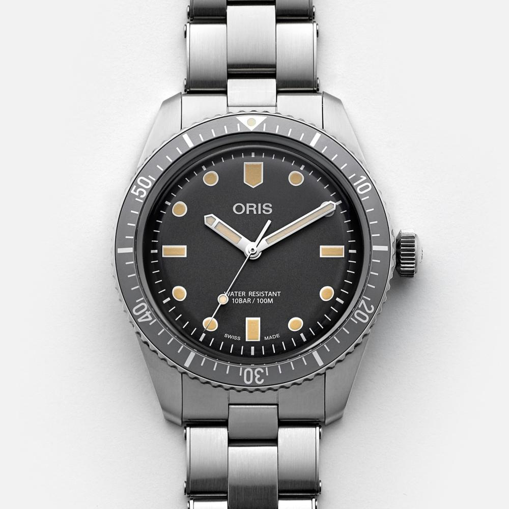 Oris Diver Sixty Five Hodinkee - WATCH and ACT