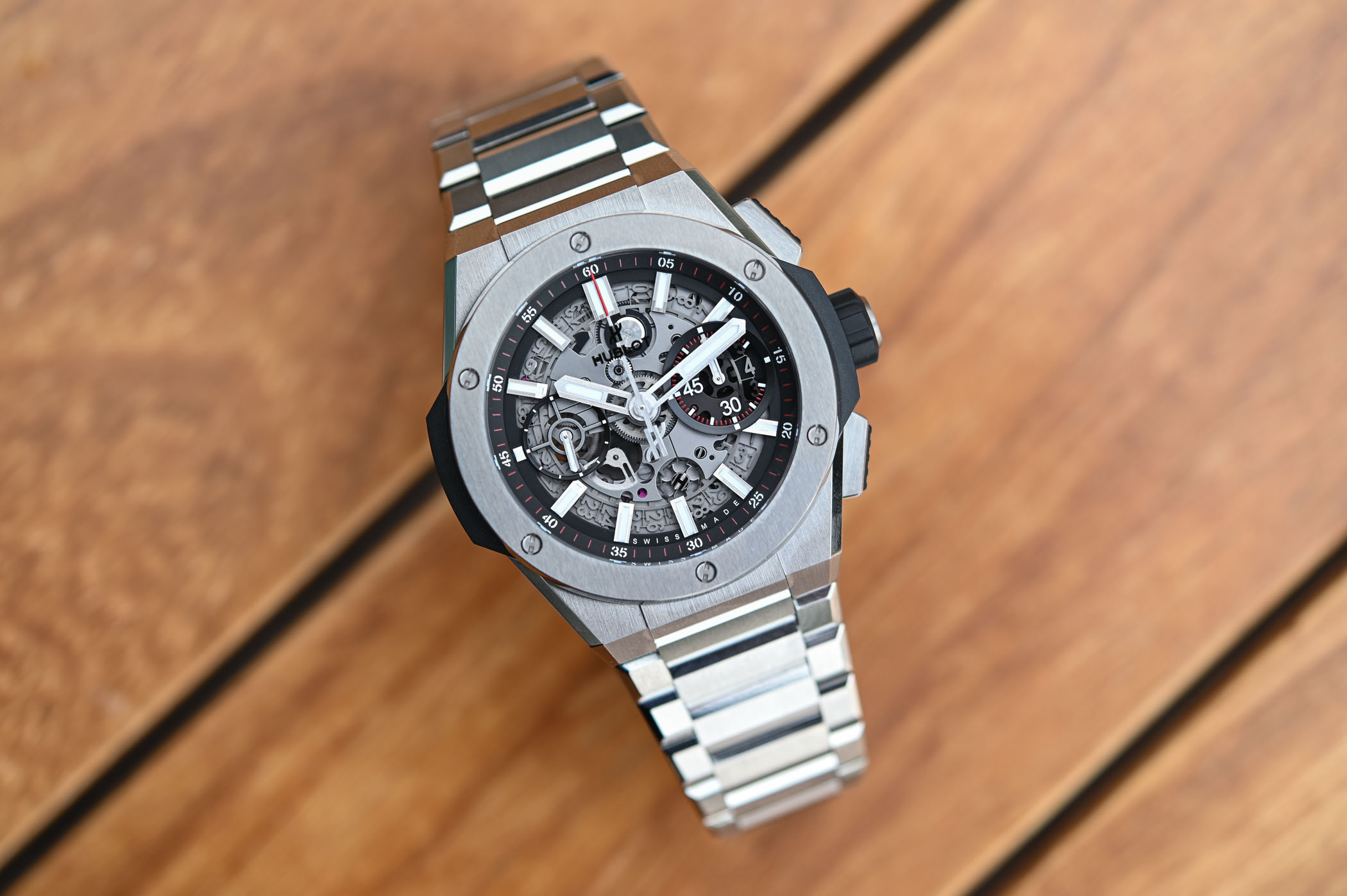 Hublot Big Bang Integral Titanium
