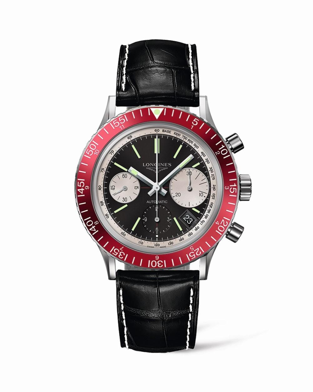 Longines Heritage Diver 1967 WATCH and ACT