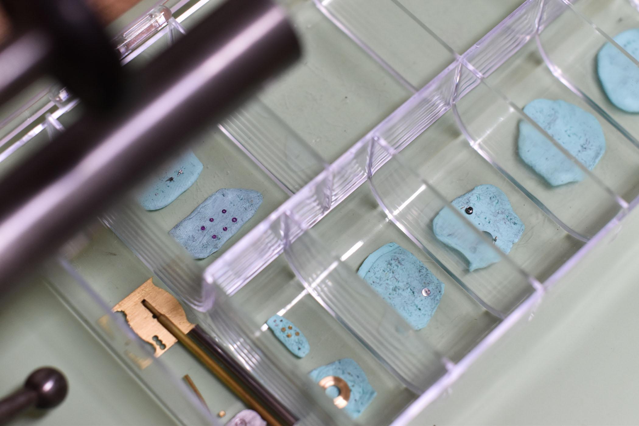 Machiel Hulsman Dutch Watchmaker Self-Made Tourbillon