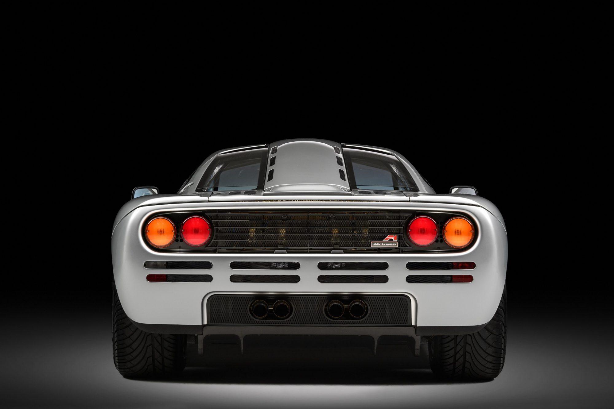McLaren F1 restored McLaren Special Operations - 1