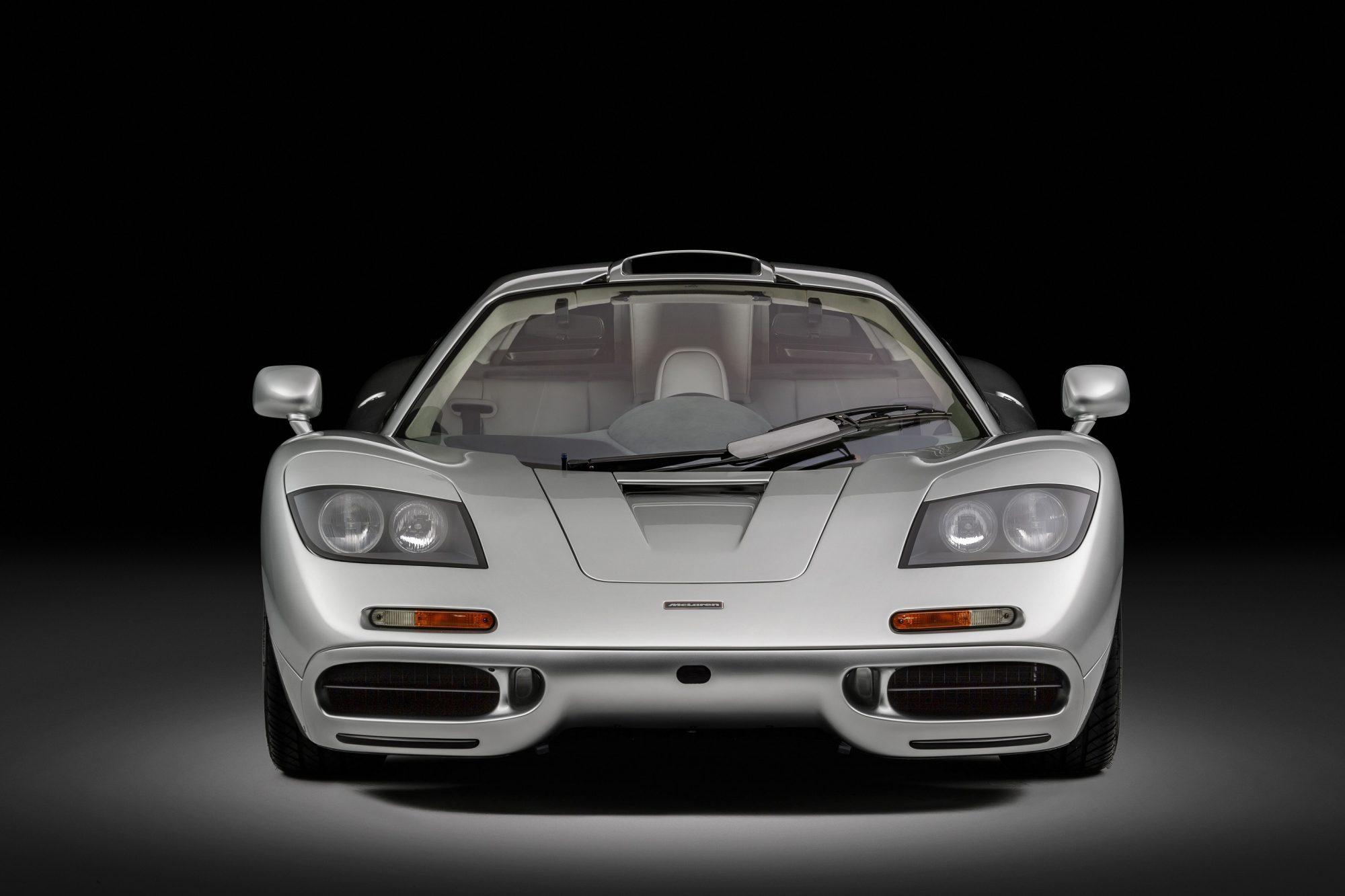 McLaren F1 restored McLaren Special Operations - 3