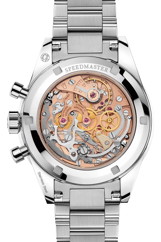 Omega Speedmaster Moonwatch 321 Stainless Steel Ed White - 311.30.40.30.01.001