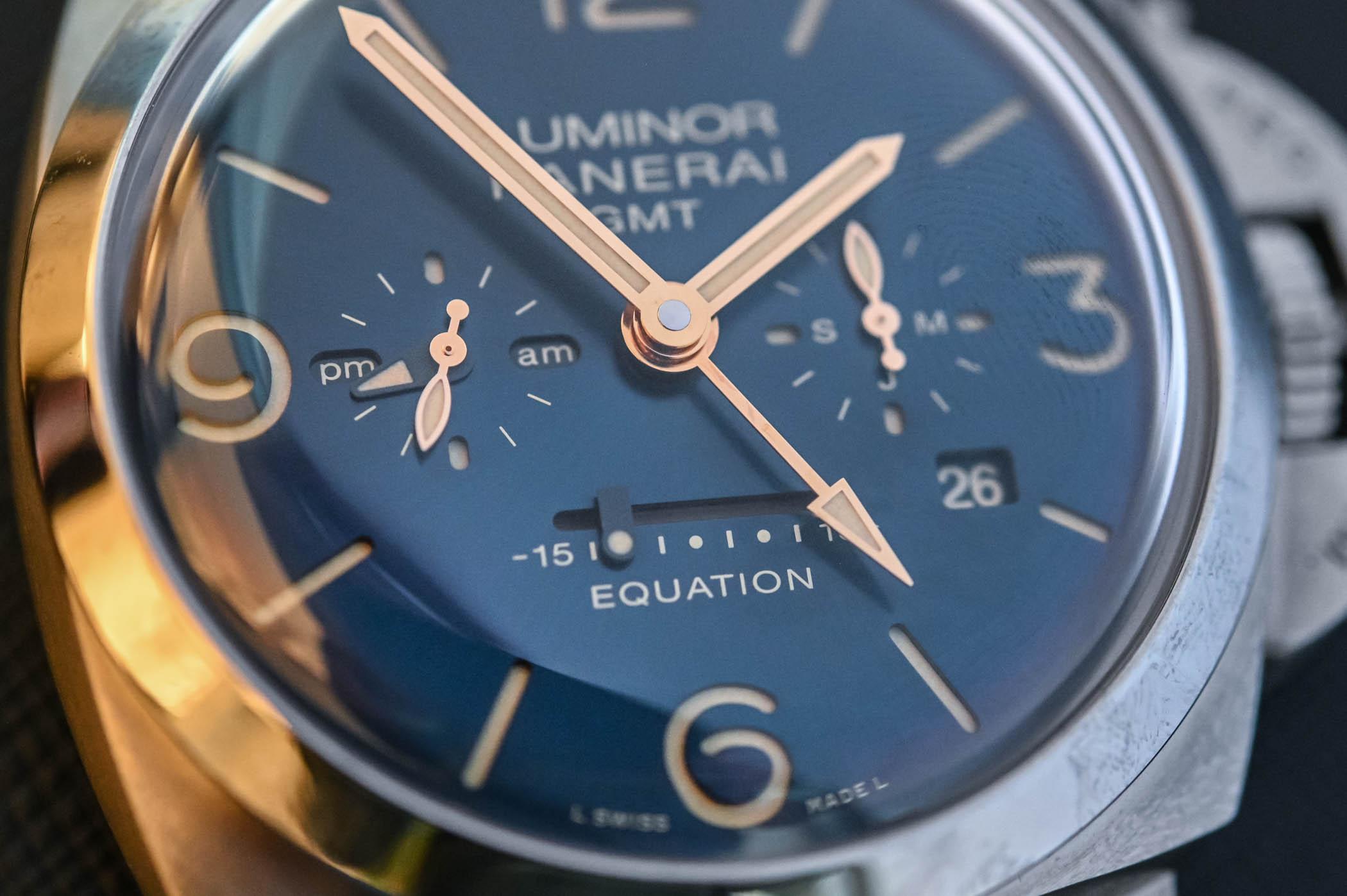 Panerai Luminor Equation of Time 47mm Titanio PAM00670