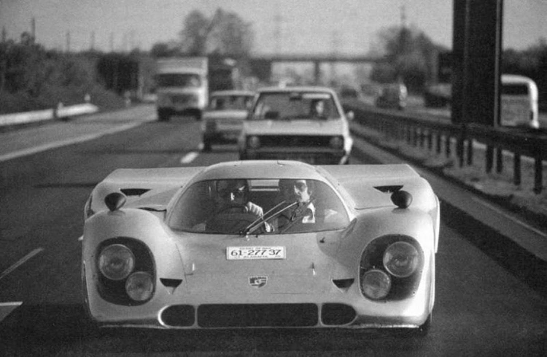 Porsche 917 Road Legal Count Rossi Martini - 2