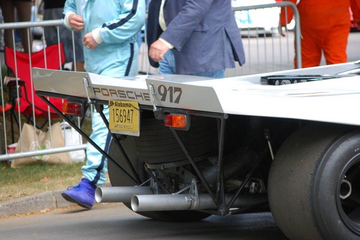 Porsche 917 Road Legal Count Rossi Martini - 4
