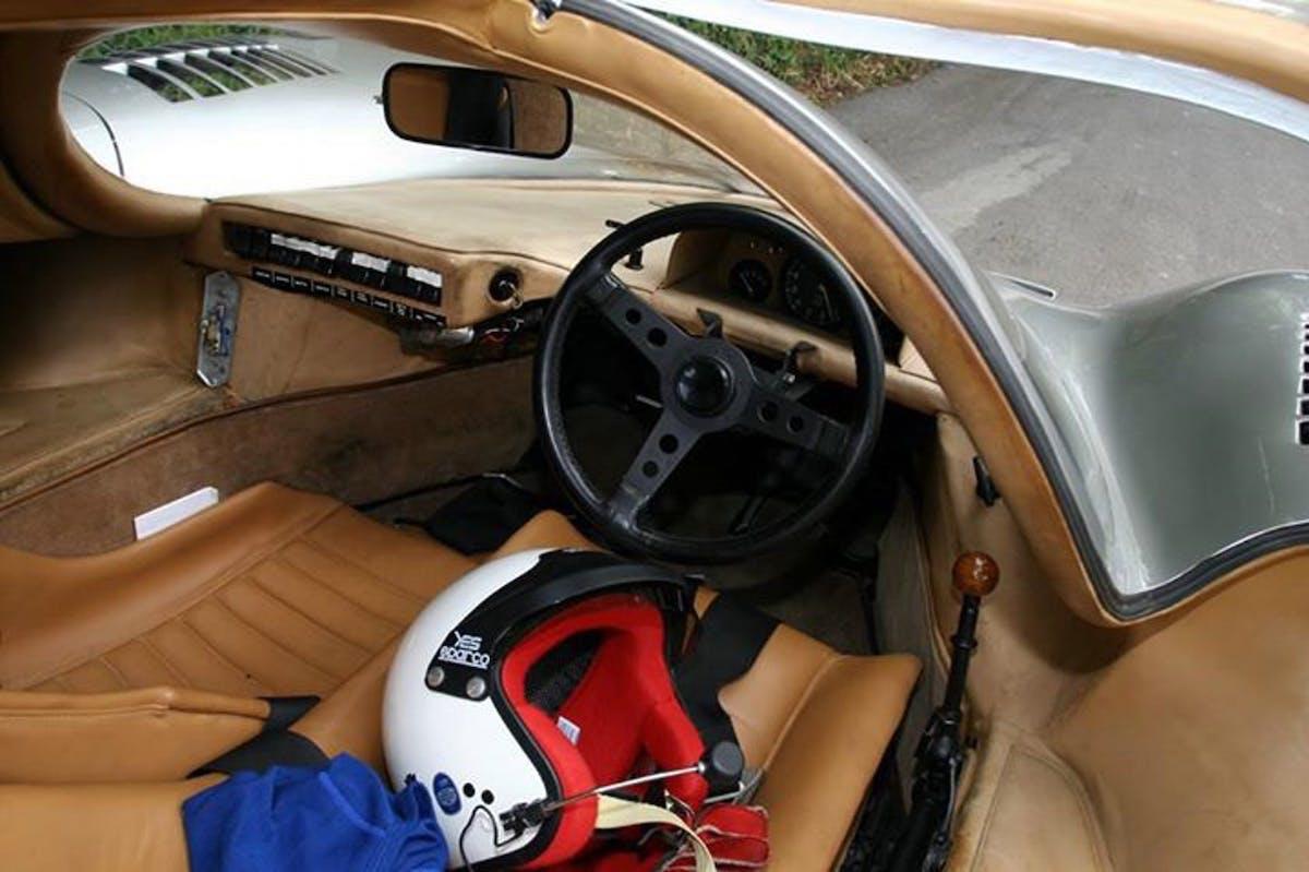 Porsche 917 Road Legal Count Rossi Martini - 5