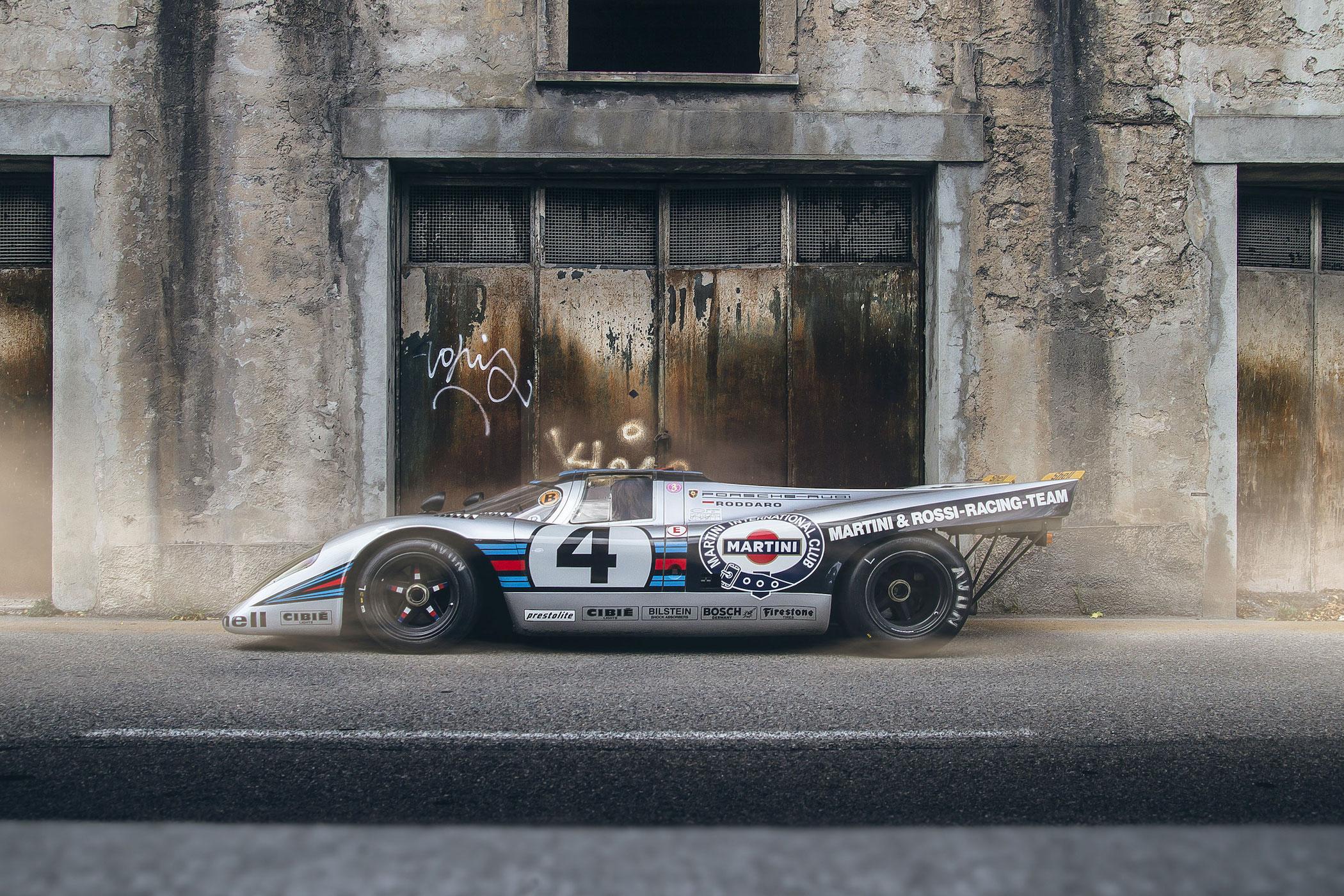 Porsche Race Cars >> The Petrolhead Corner Insane Road Legalized Porsche Race Cars