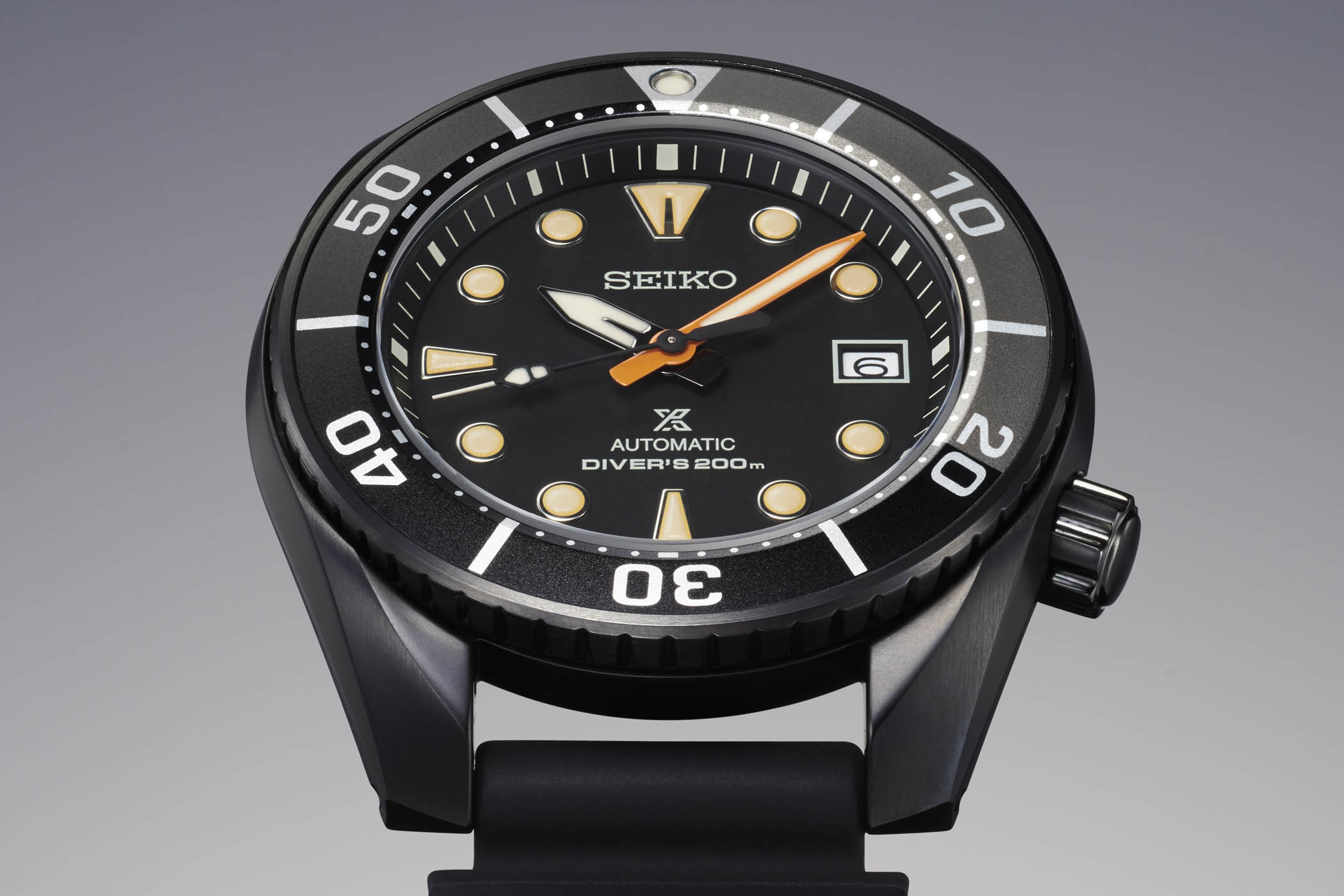 Seiko Prospex Black Series Limited Edition Sumo SPB125J1