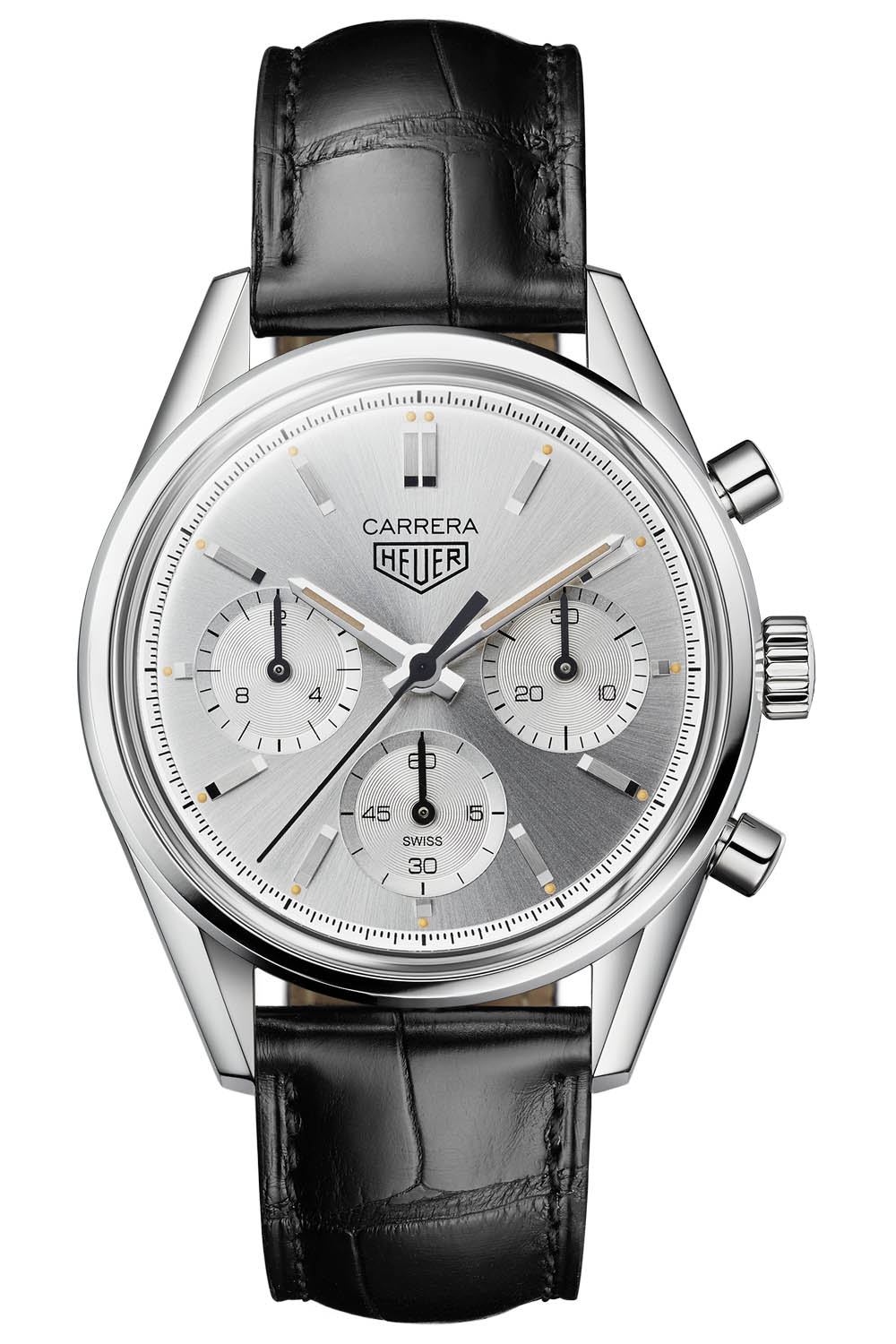 TAG Heuer's new Carrera 160 Years Silver L.E. TAG-Heuer-Carrera-160-Years-Silver-Limited-Edition-Heuer-02-CBK221B.FC6479-1