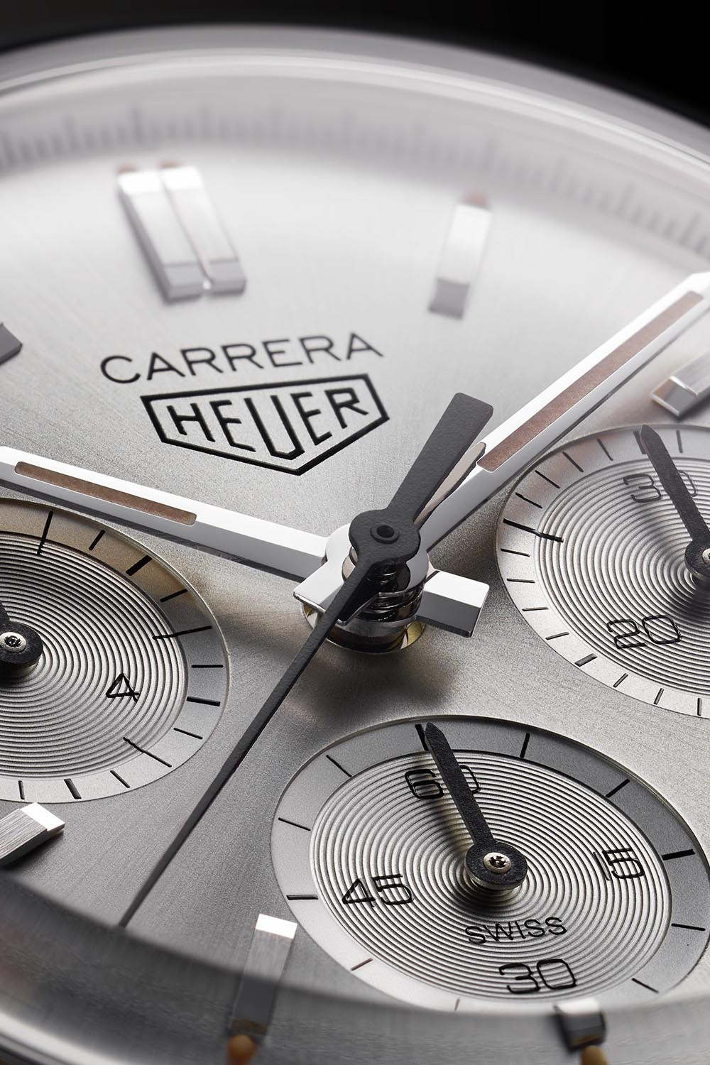 TAG Heuer Carrera 160 Years Silver Limited Edition Heuer 02 - CBK221B.FC6479