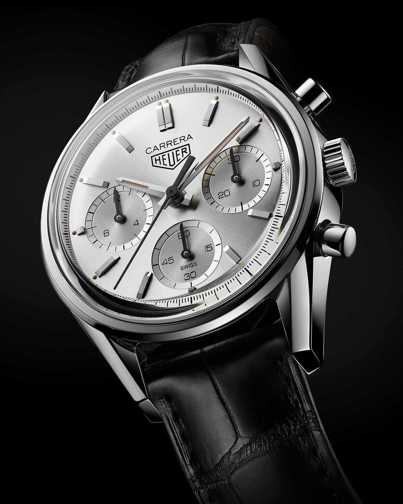 TAG Heuer's new Carrera 160 Years Silver L.E. TAG-Heuer-Carrera-160-Years-Silver-Limited-Edition-Heuer-02-CBK221B.FC6479-7