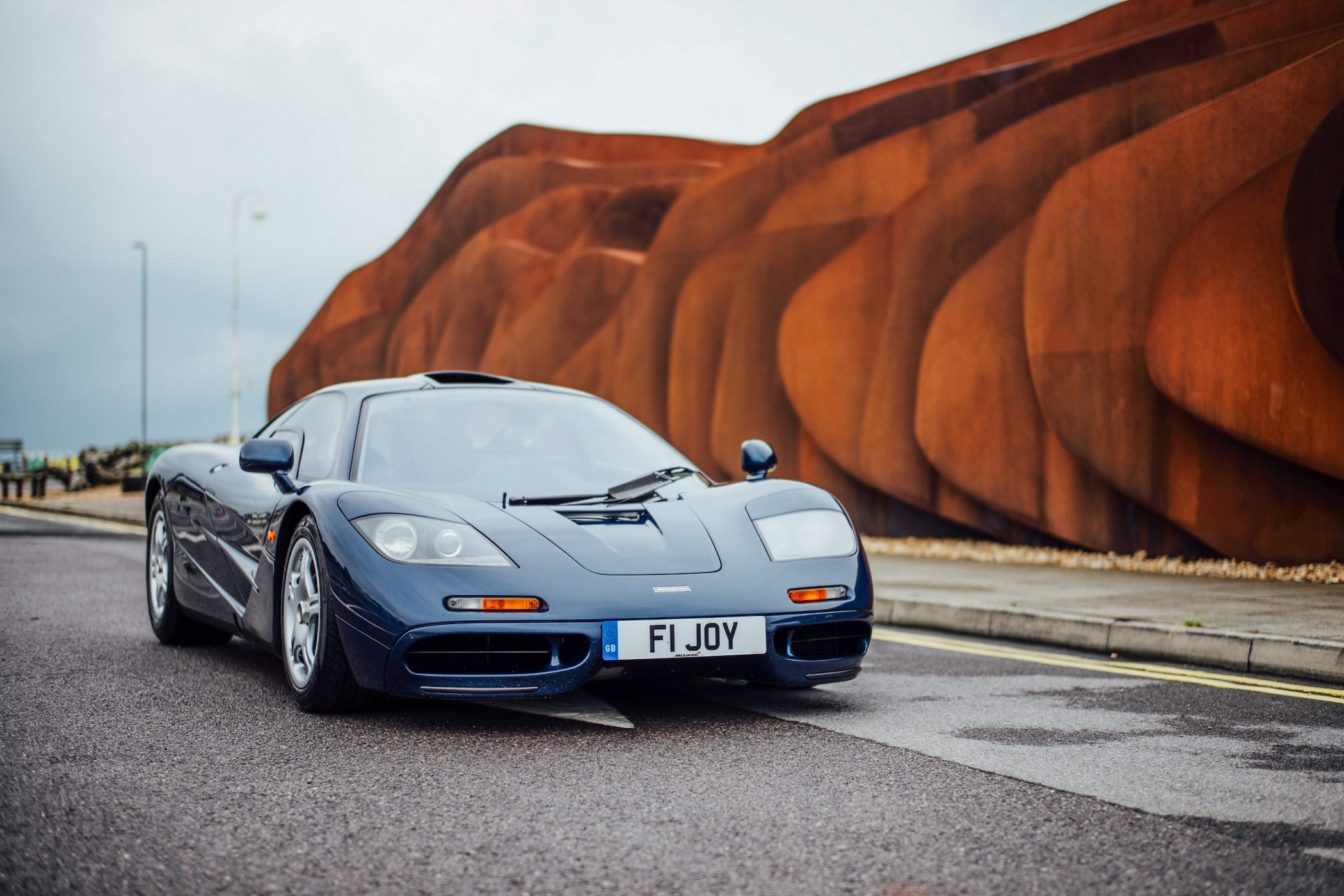 The Petrolhead Corner An Ode To The Mclaren F1 The Ultimate Modern Supercar