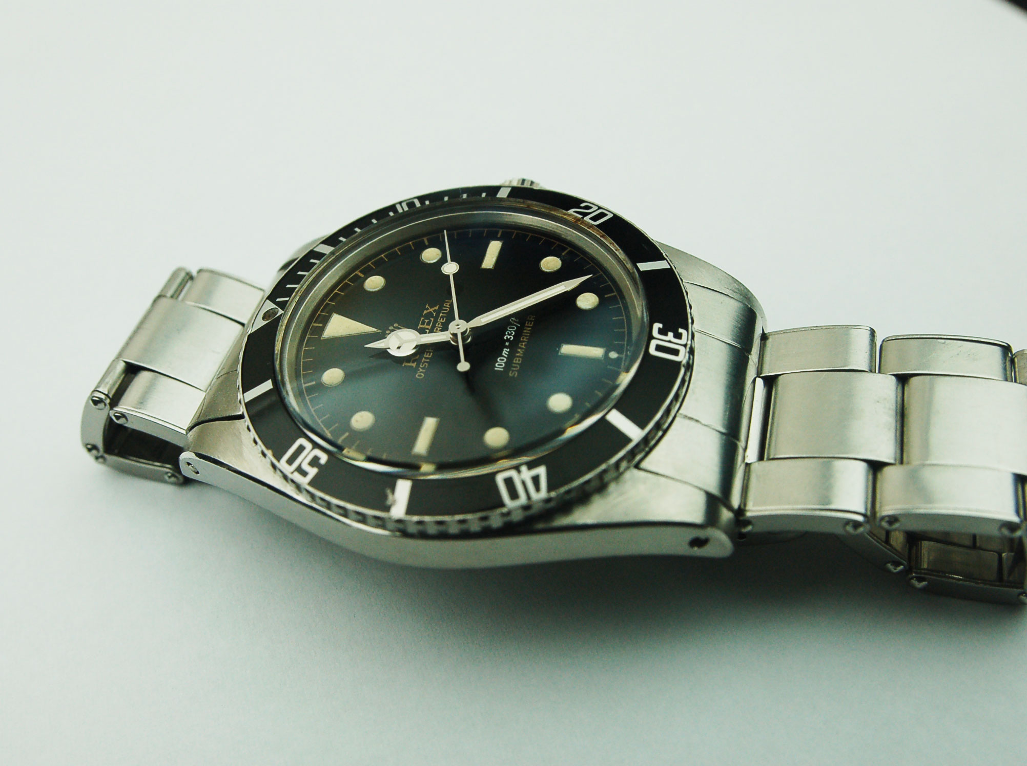 The Vintage Corner - 1962 Rolex Submariner 5508 - 10