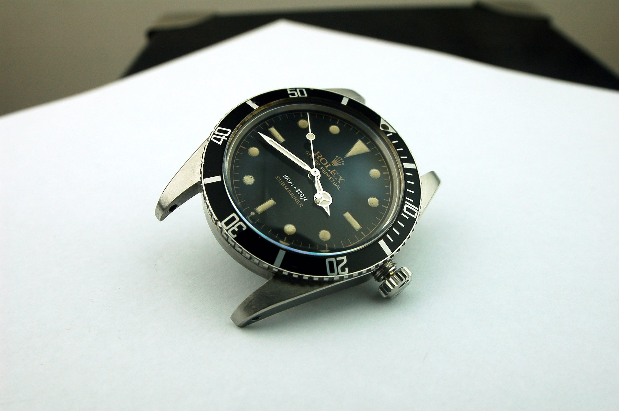 The Vintage Corner - 1962 Rolex Submariner 5508 - 9