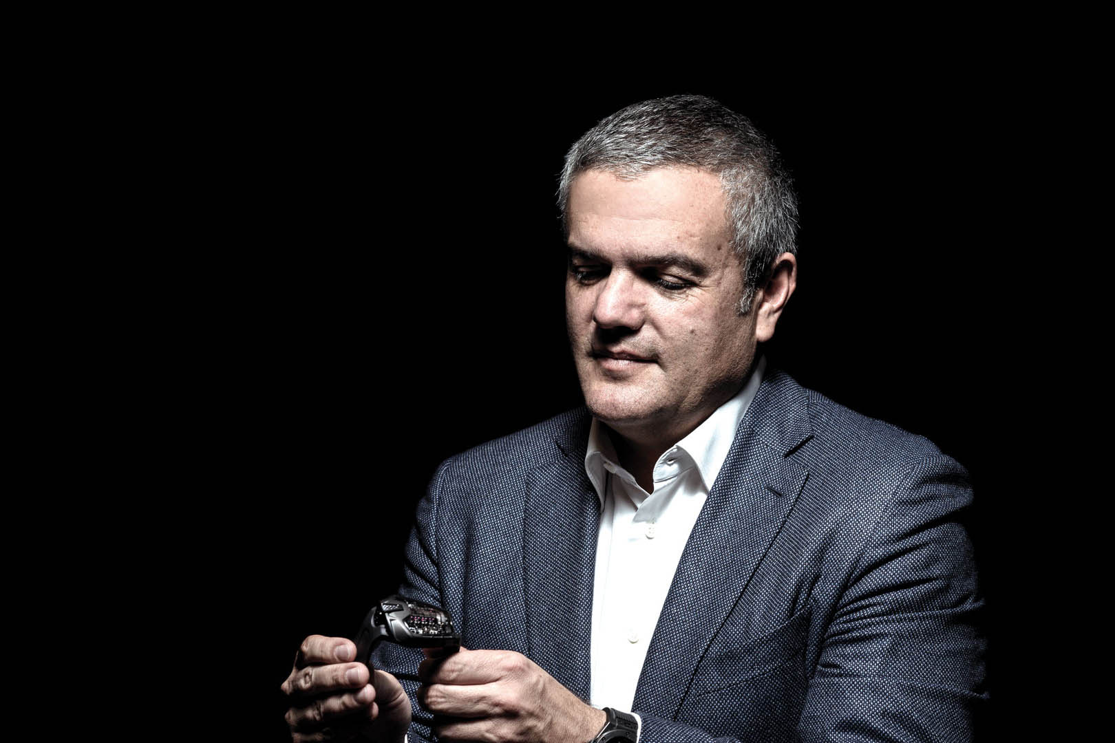 VIDEO Interview Ricardo Guadalupe CEO Hublot - LVMH Watch Week