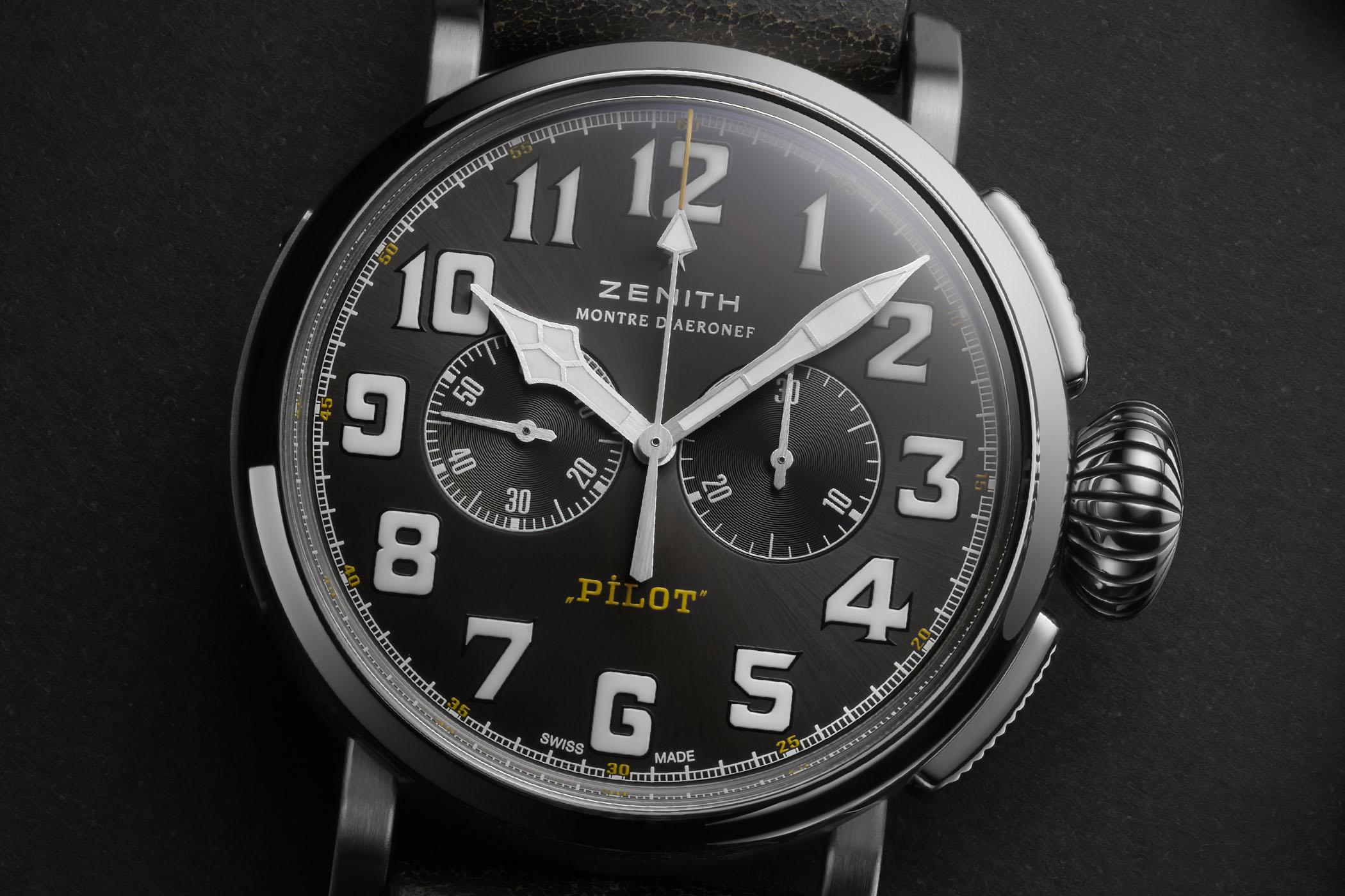 Zenith Pilot Type 20 Rescue Chronograph