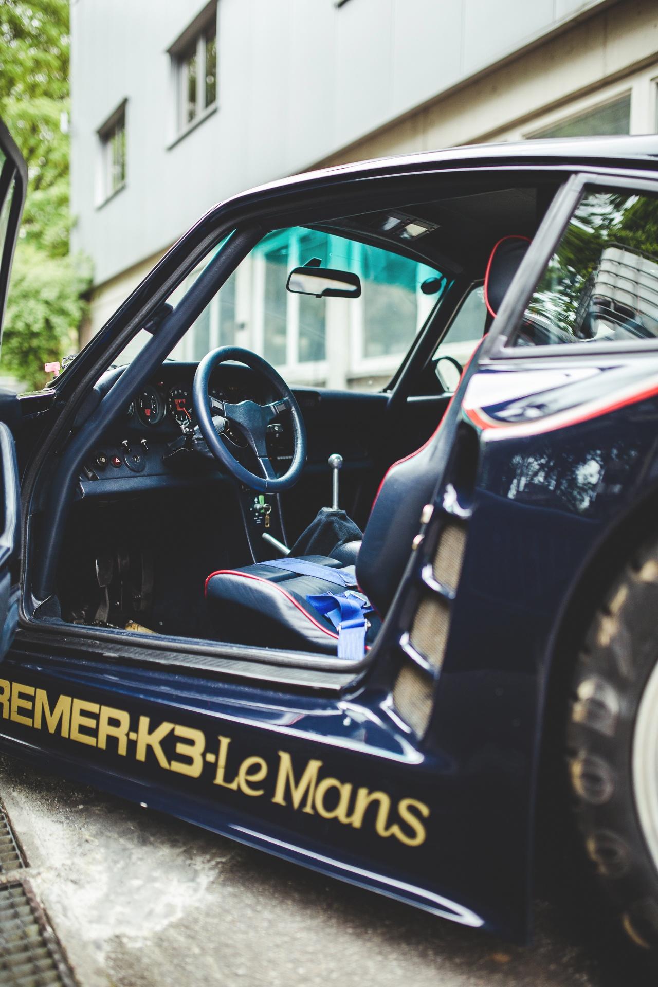 road-going Porsche 935 Kremer K3 - 5