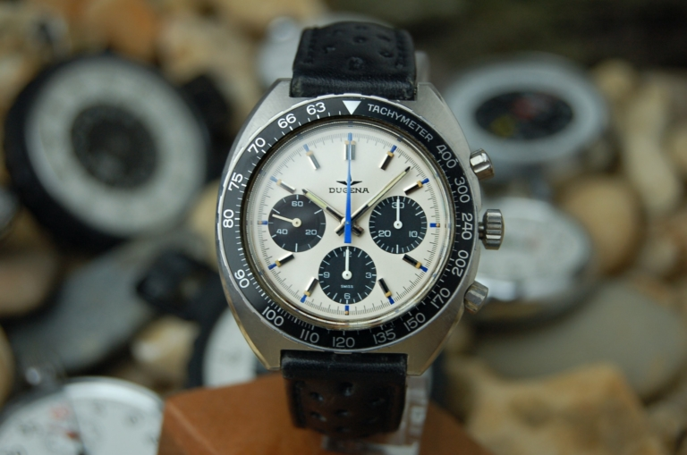 The Vintage Corner - The Story of Dugena - Or the Poor Man's Heuer?