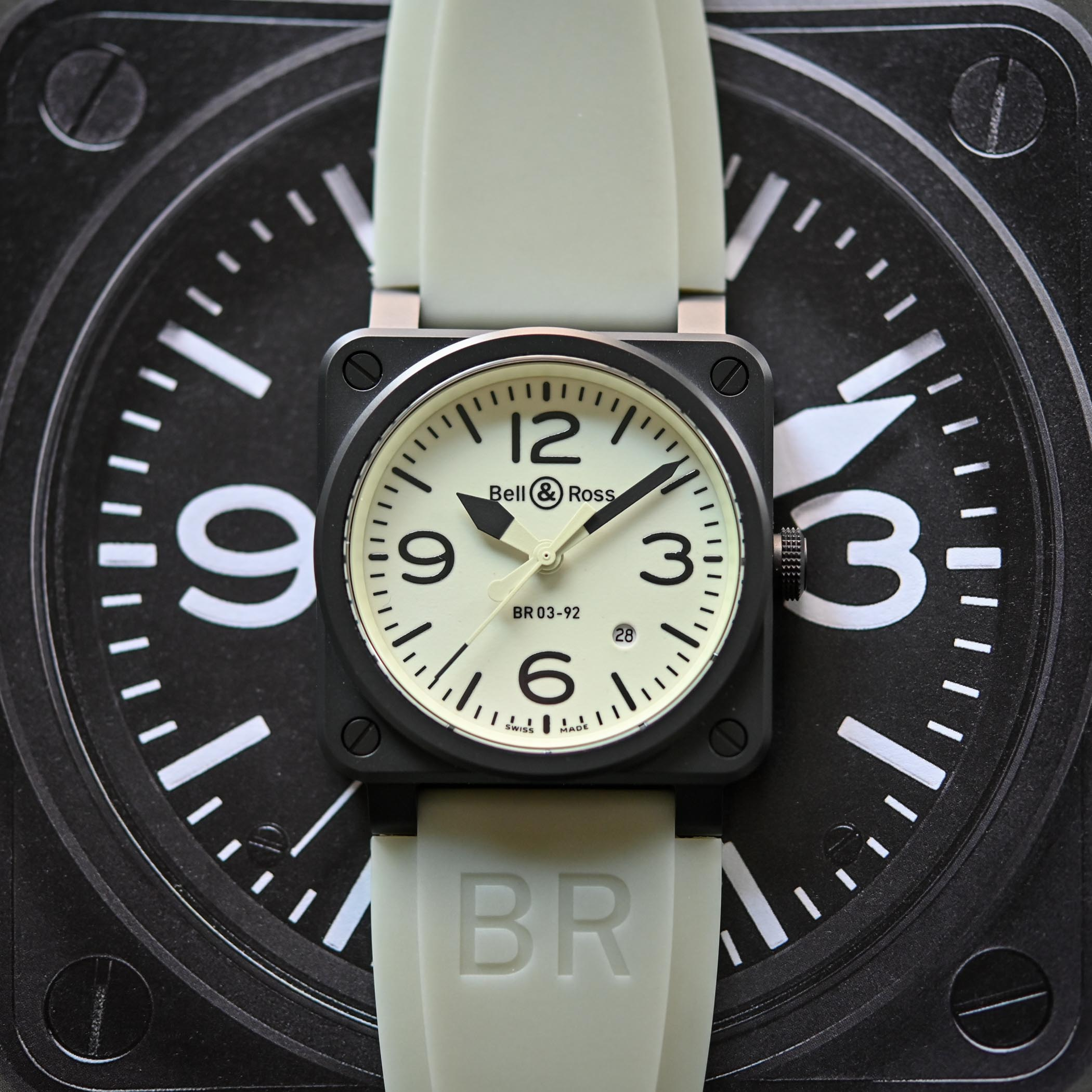 Bell and Ross BR 03-92 FULL LUM - 2