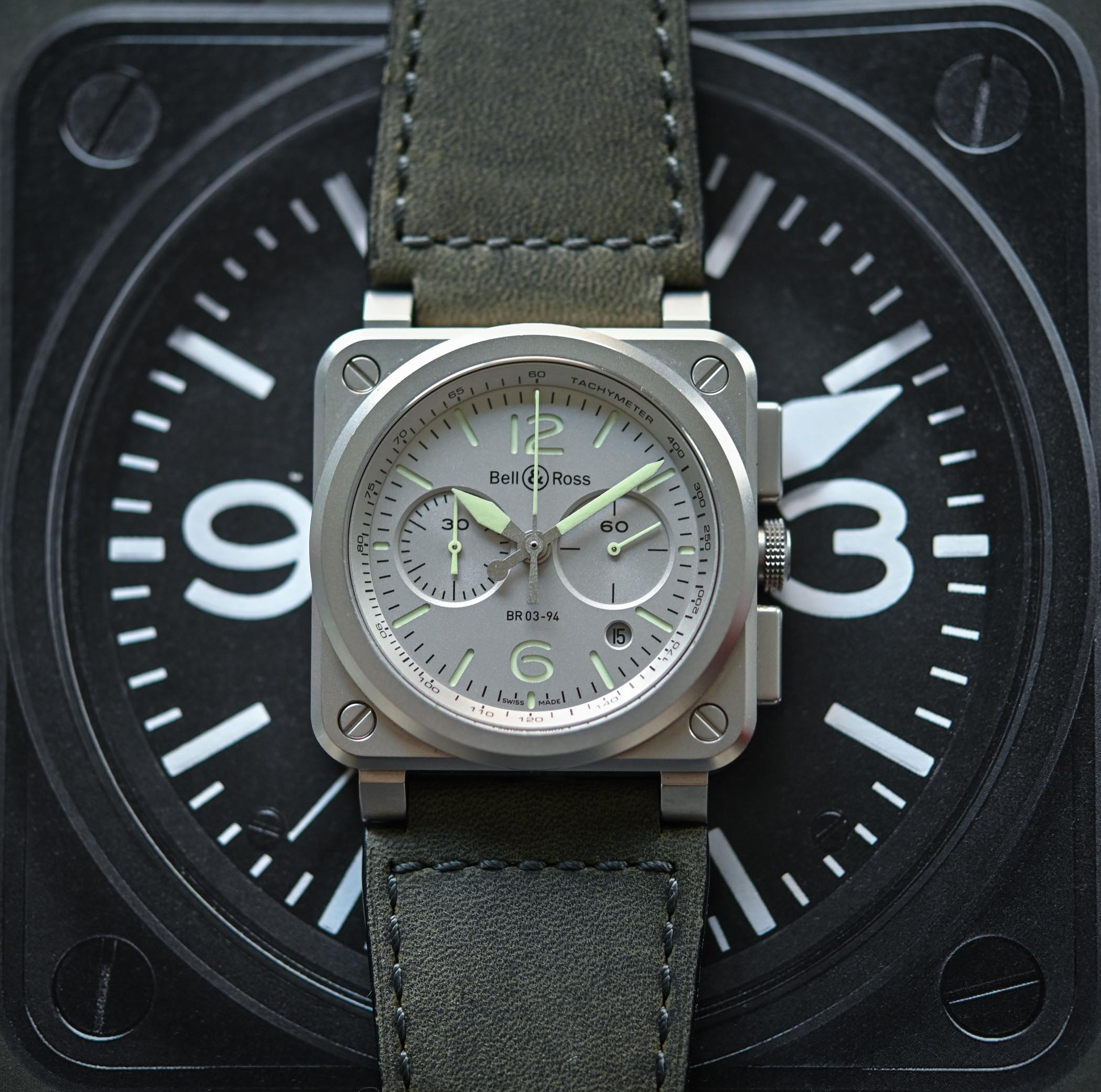Bell and Ross BR 03-94 HOROLUM2
