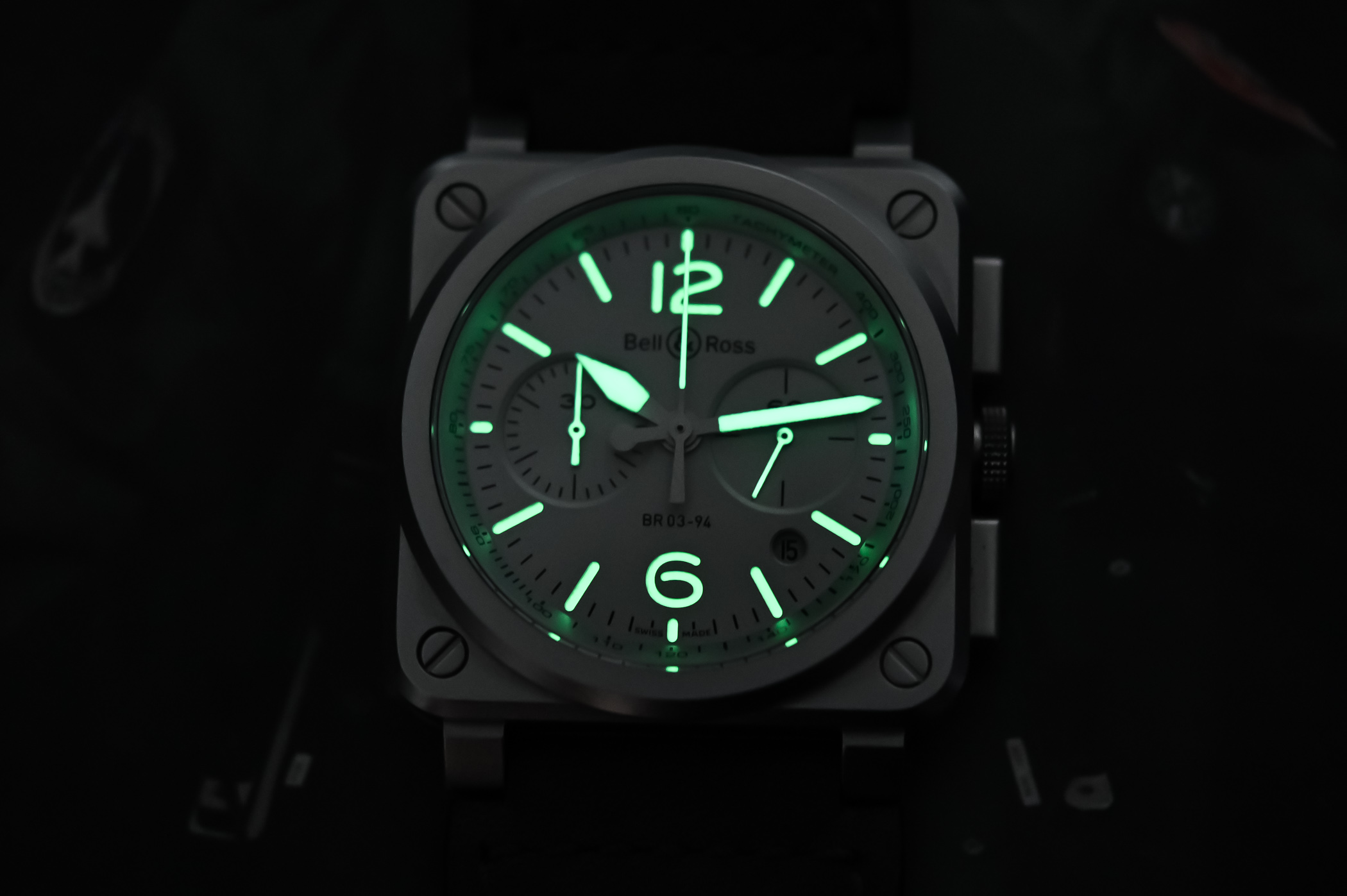 Bell and Ross BR 03-94 HOROLUM4
