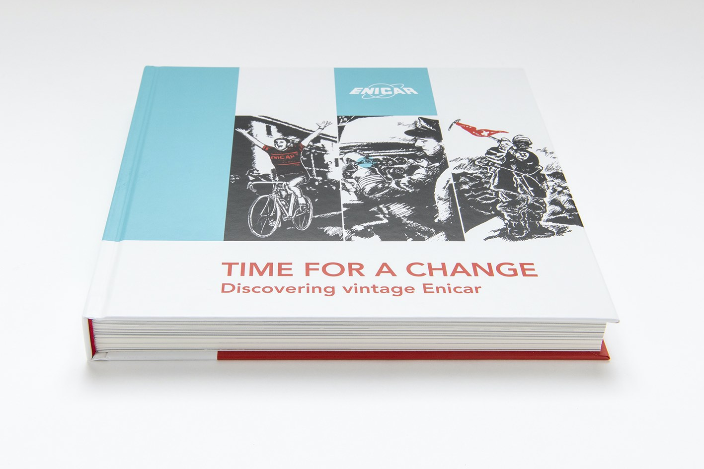 Book Review - Time For A Change, Discovering Vintage Enicar by Martijn van der Ven