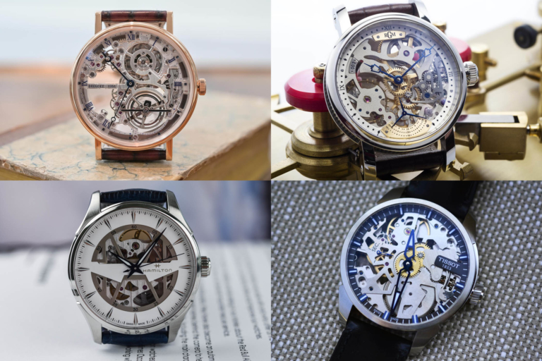 Buying Guide - 8 Skeleton Watches, From Ultra-Luxury to Ultra-Accessible