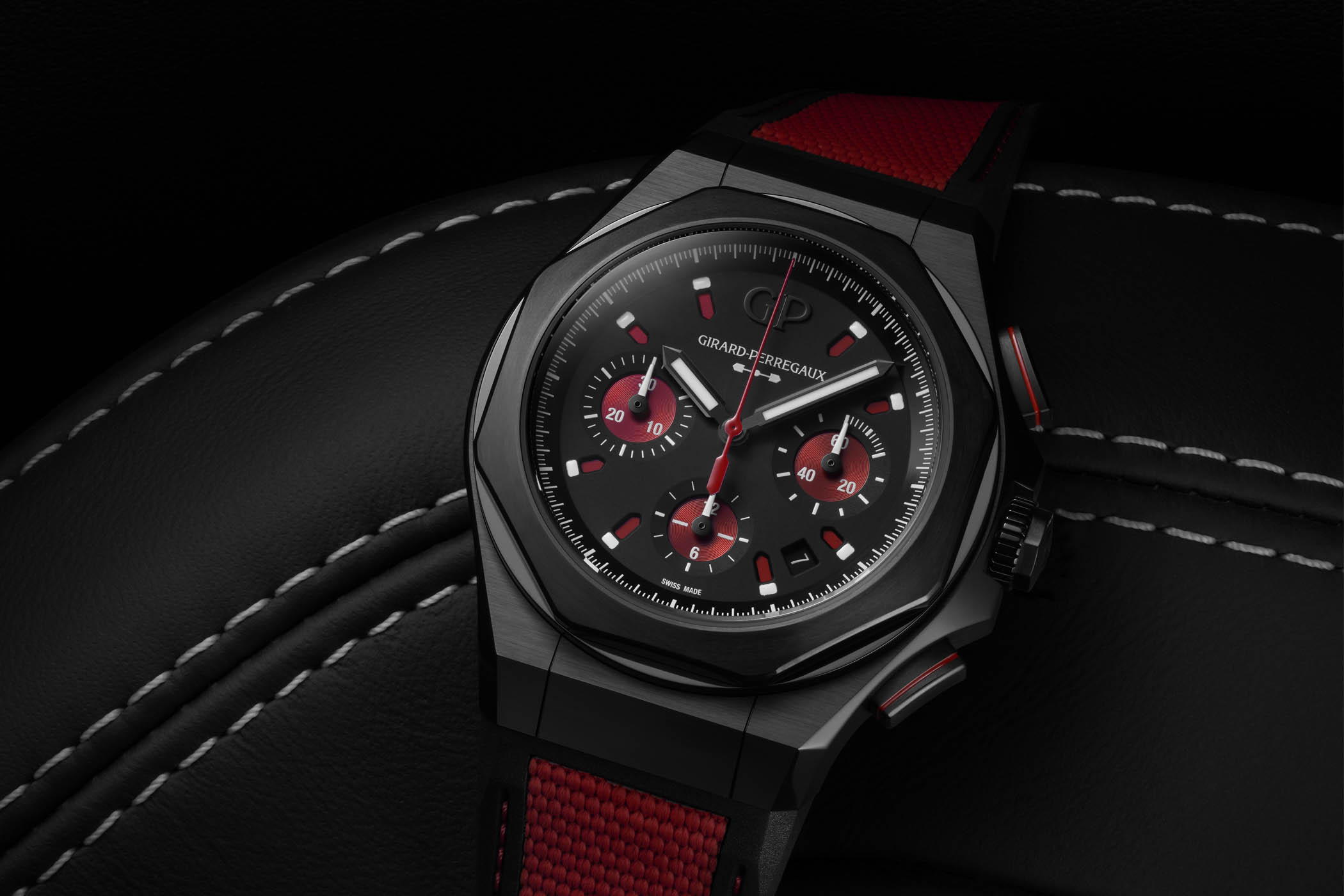Girard-Perregaux Laureato Absolute Passion - 6