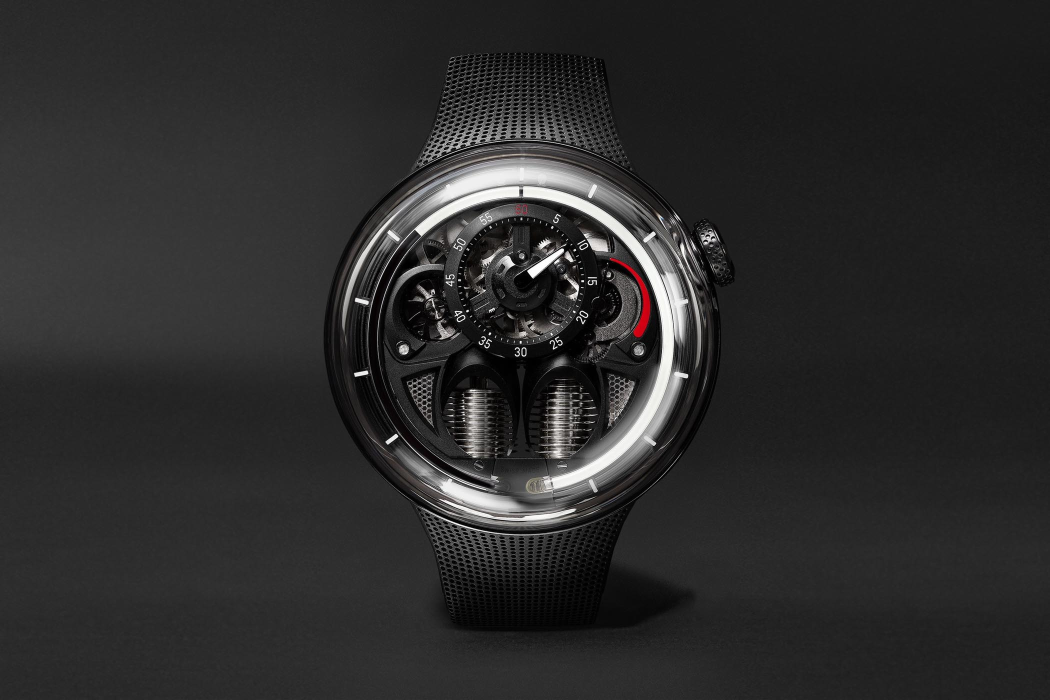 HYT H1.0 Black MR PORTER Edition