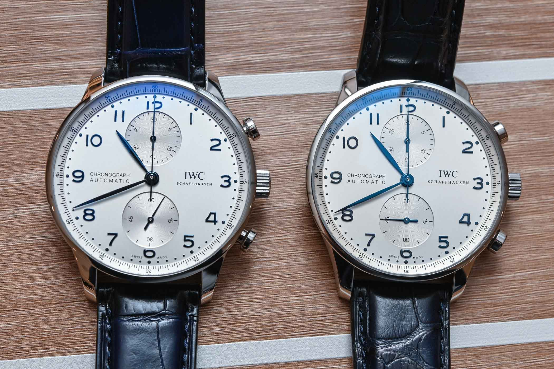 IWC Portugieser Chronograph 3716 in-house - 1