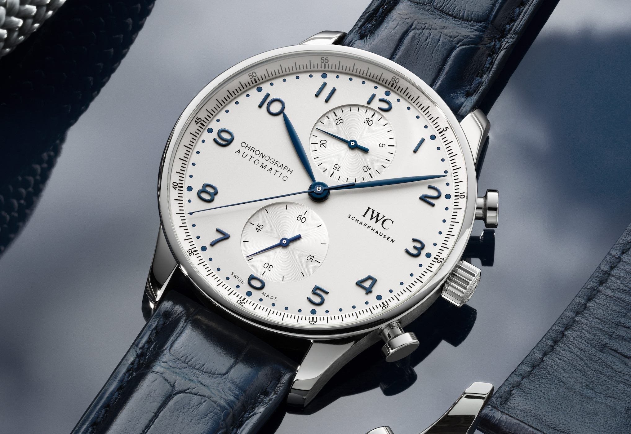 IWC Portugieser Chronograph iw3716 in-house calibre 69335