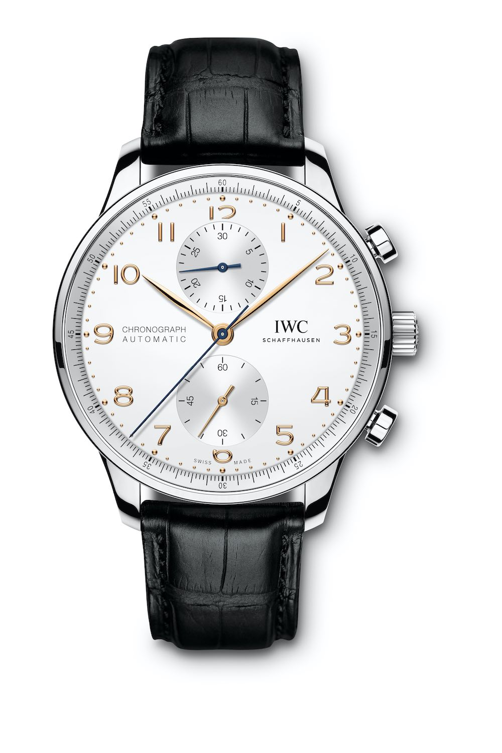 IWC Portugieser Chronograph iw3716 in-house calibre 69335 - iw371604