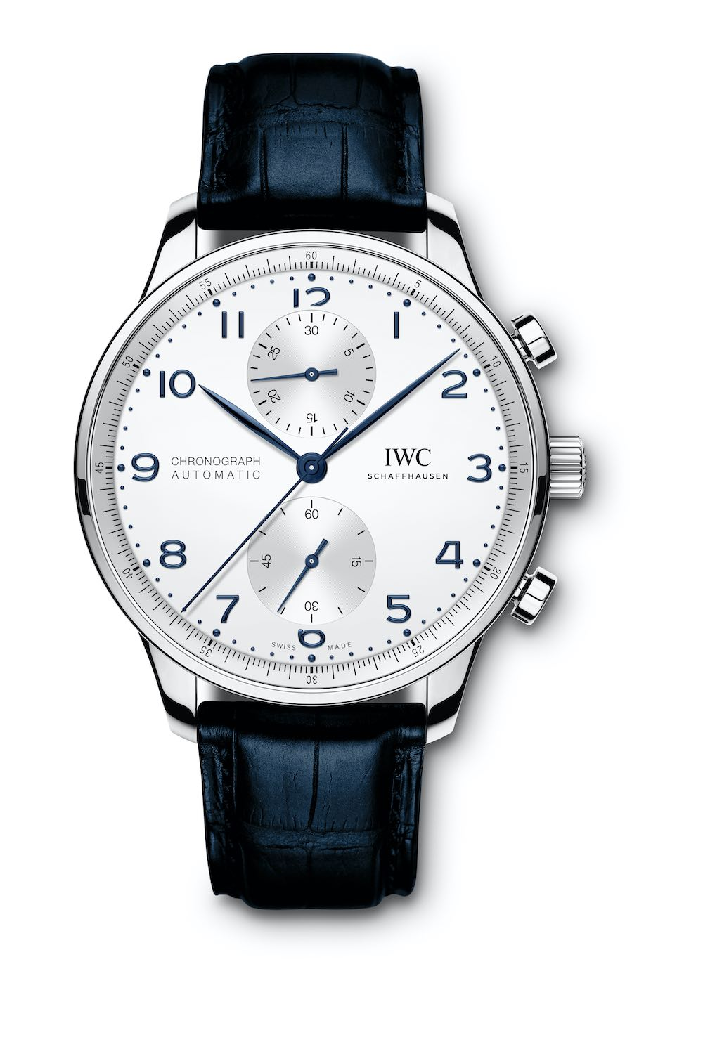 IWC Portugieser Chronograph iw3716 in-house calibre 69335 - iw371605
